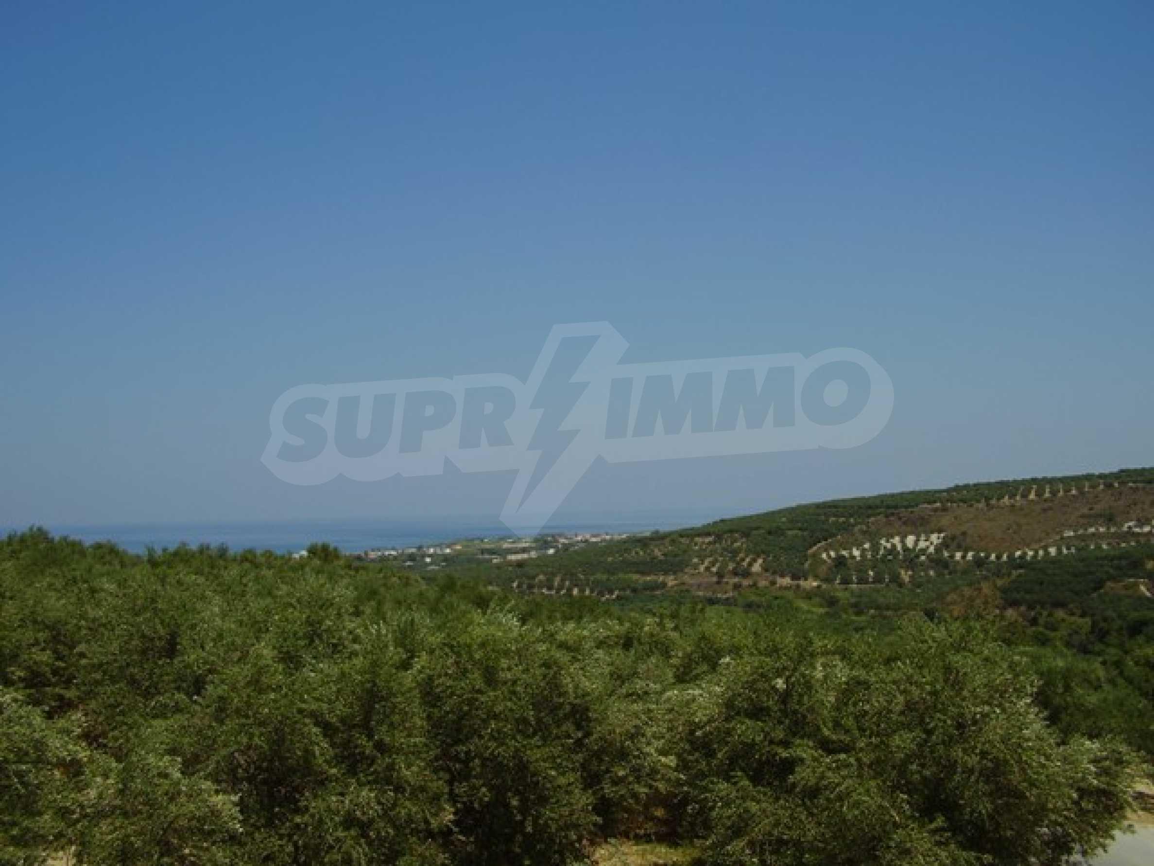 Къщи с великолепна гледка на о. Крит 2