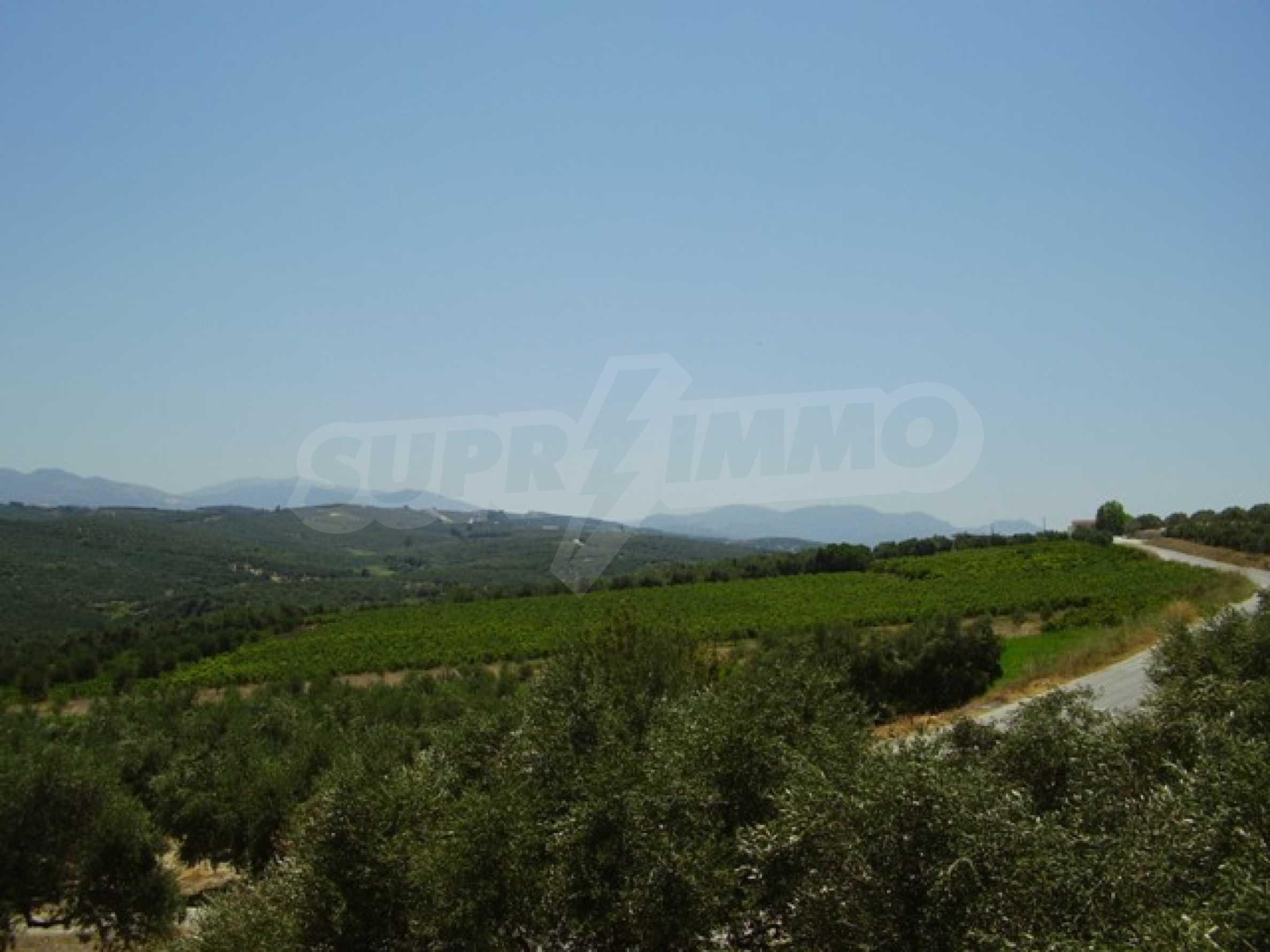 Къщи с великолепна гледка на о. Крит 3