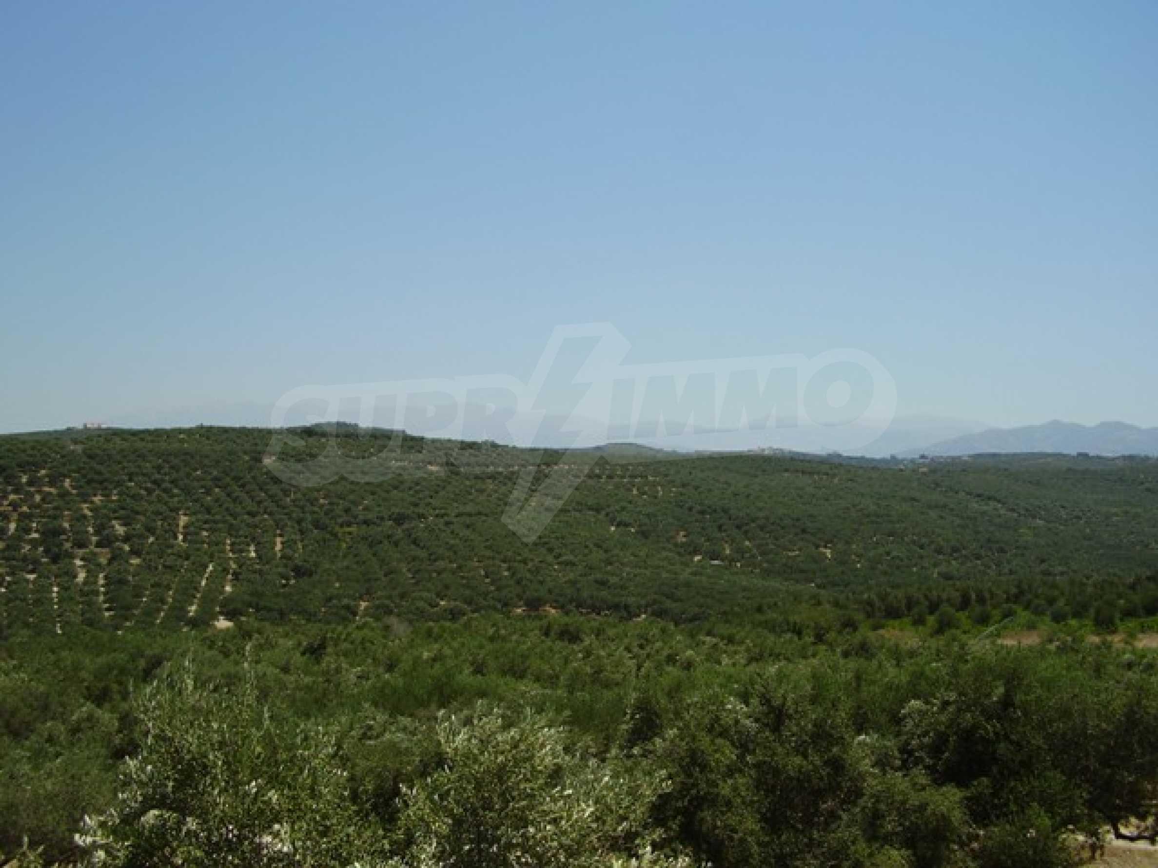 Къщи с великолепна гледка на о. Крит 4