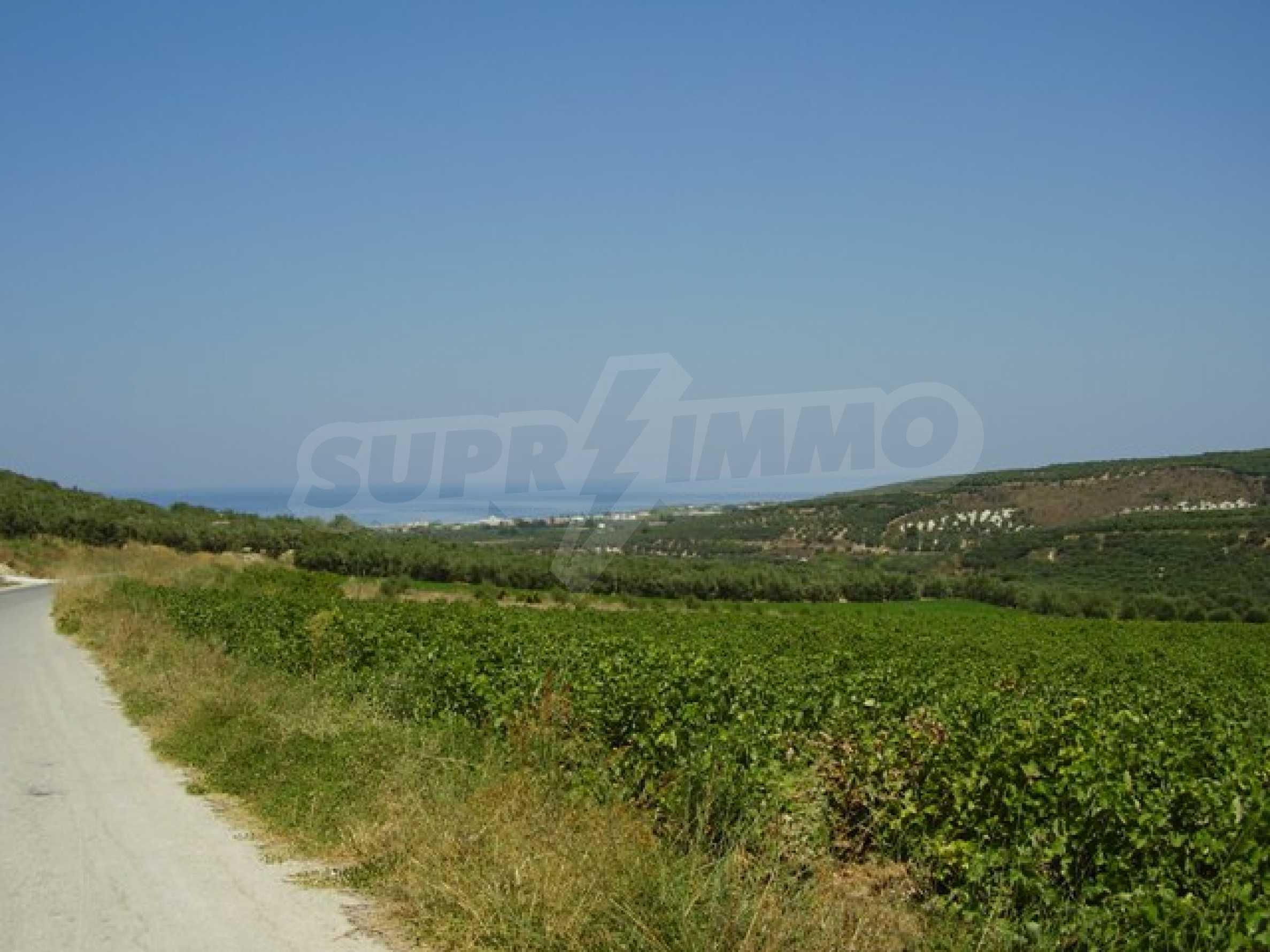 Къщи с великолепна гледка на о. Крит 5