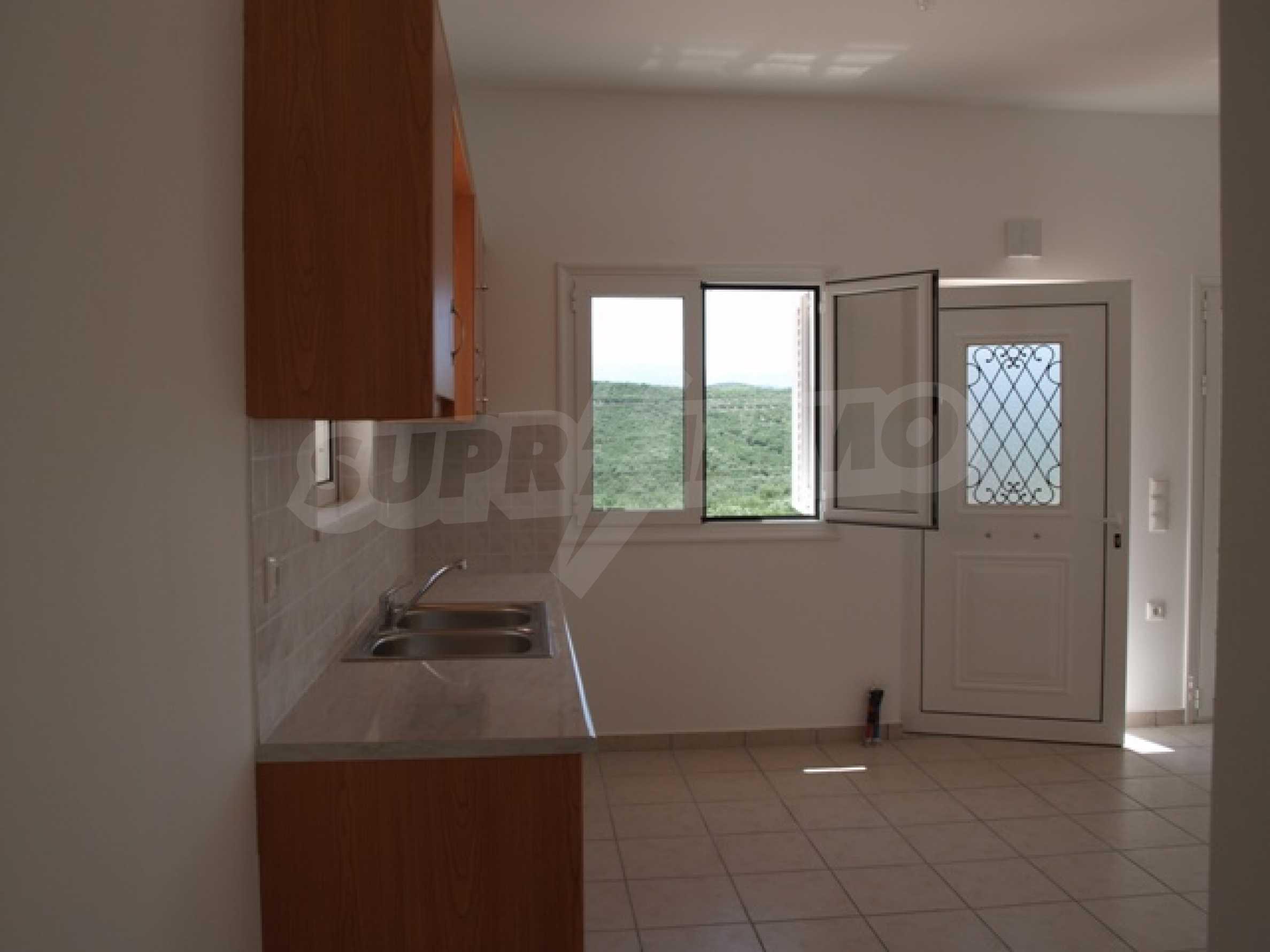 Къщи с великолепна гледка на о. Крит 6