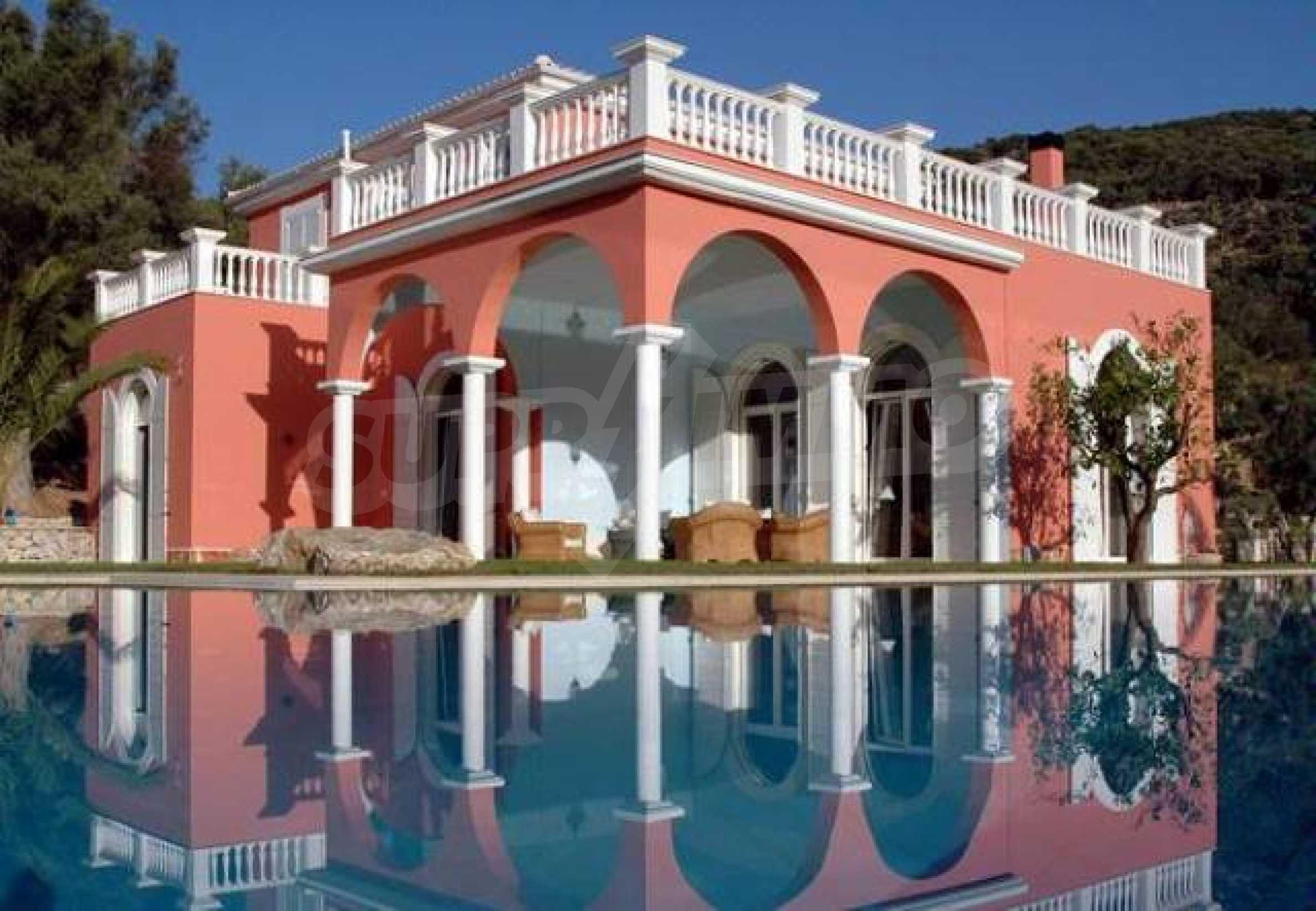 Луксозна къща на остров Лефкада