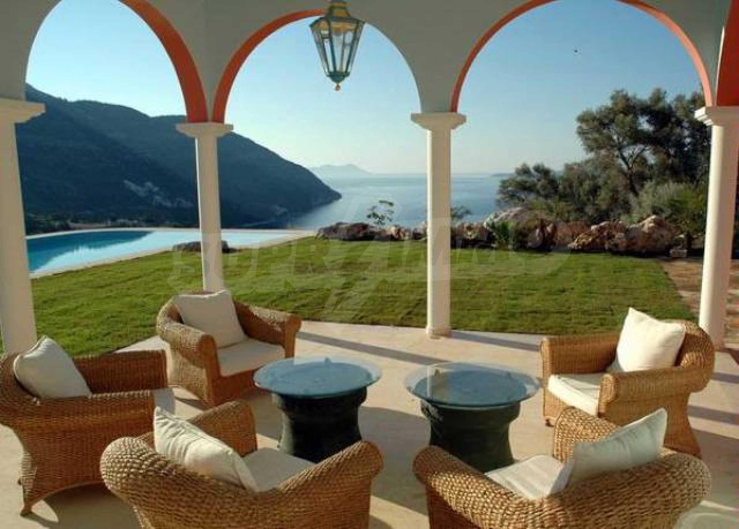 Луксозна къща на остров Лефкада 5