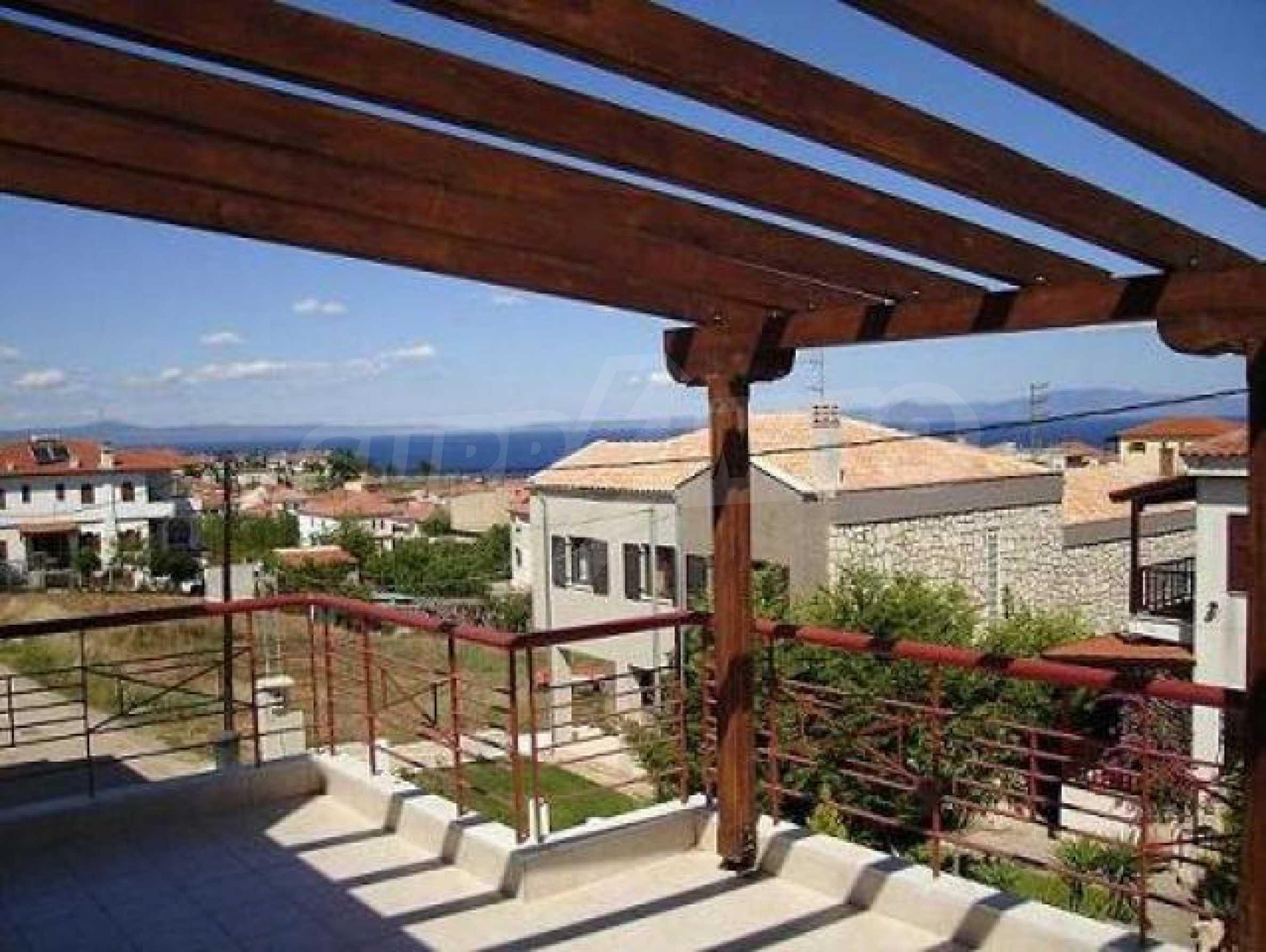 Двустаен апартамент в Афитос, Халкидики 2