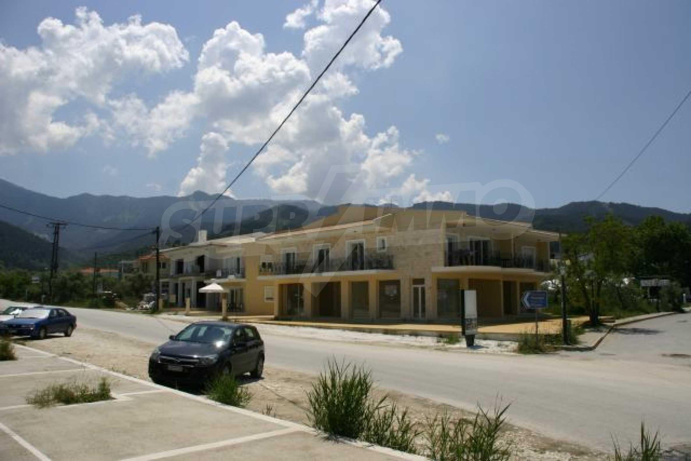 Апартамент на остров Тасос