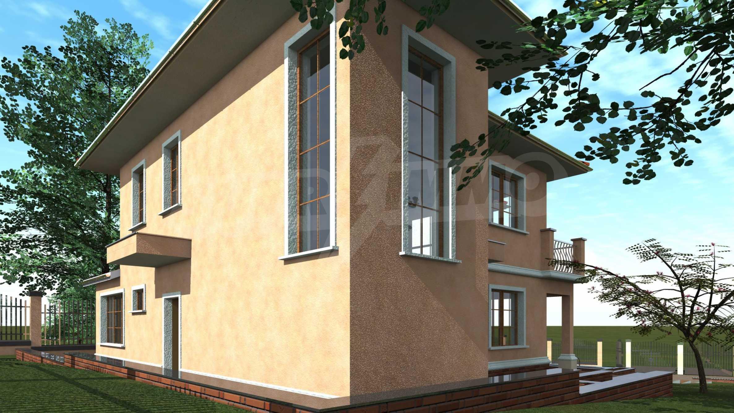 Двуетажна къща близо до Варна 2