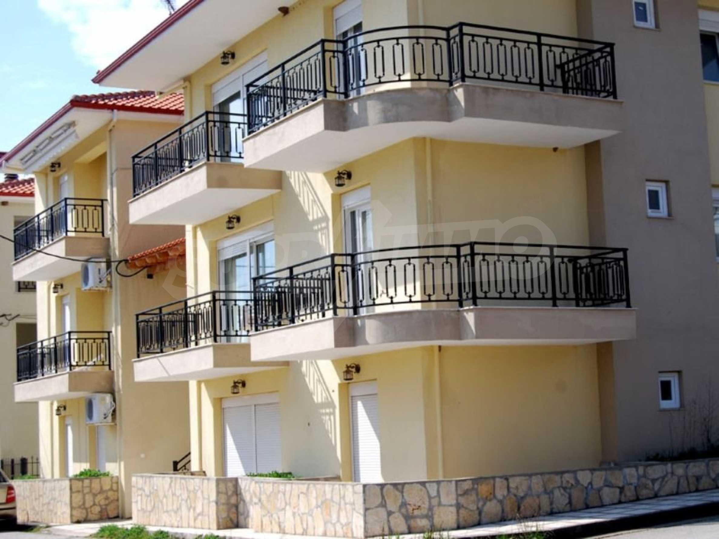 Апартамент  в  Метаморфоси