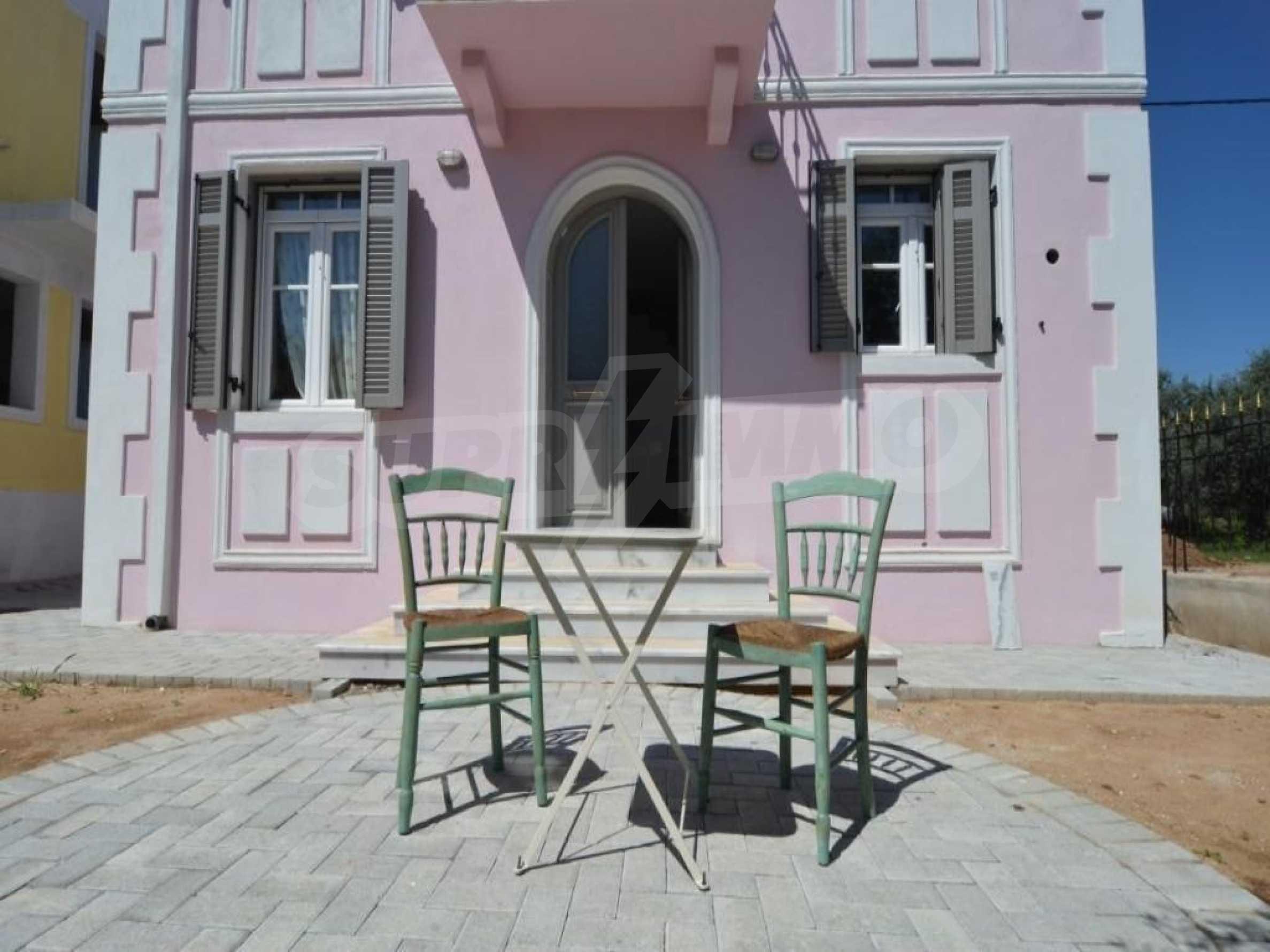 Къща  в  Тасос
