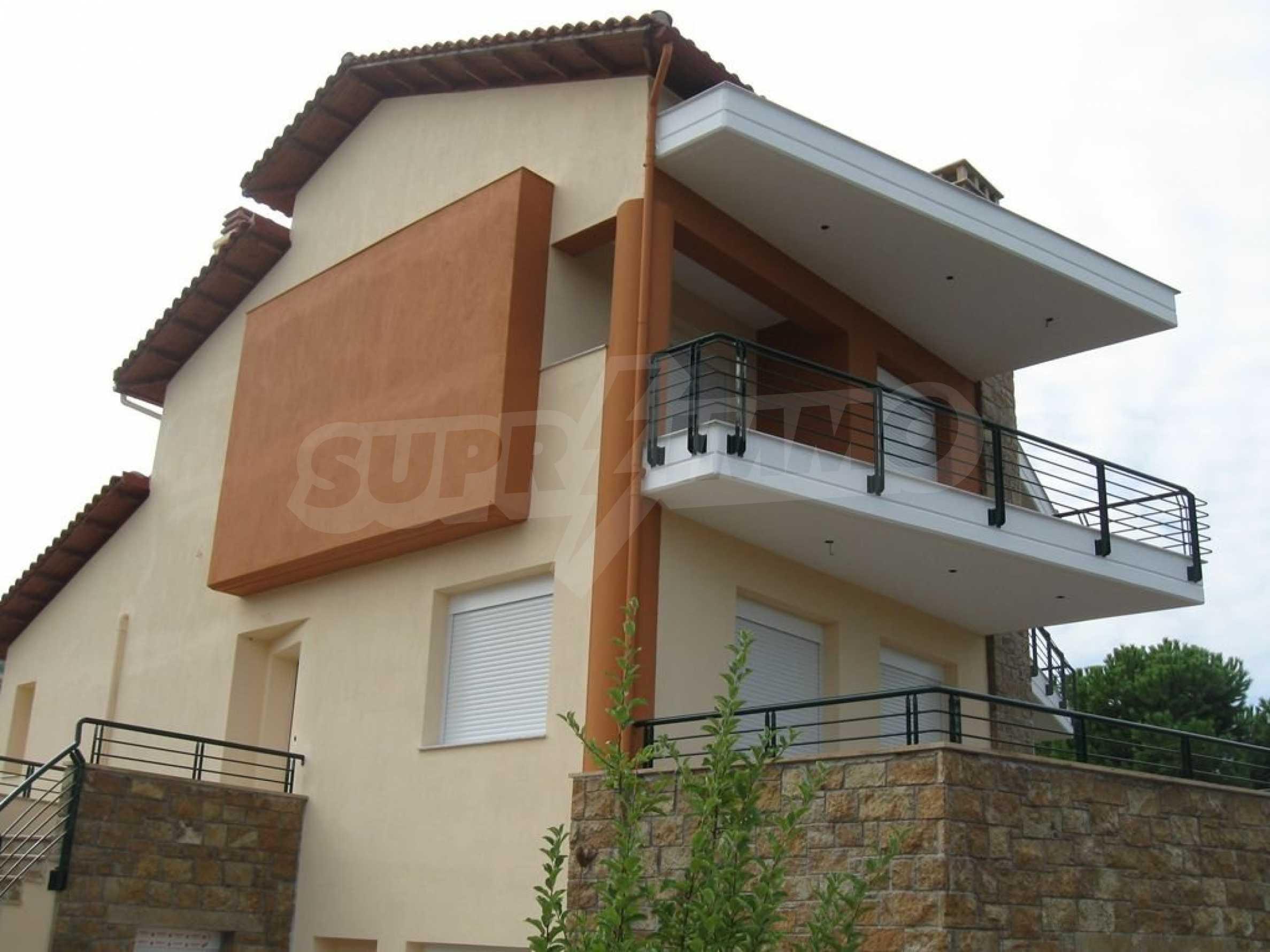 Къща  във  Вурвуру
