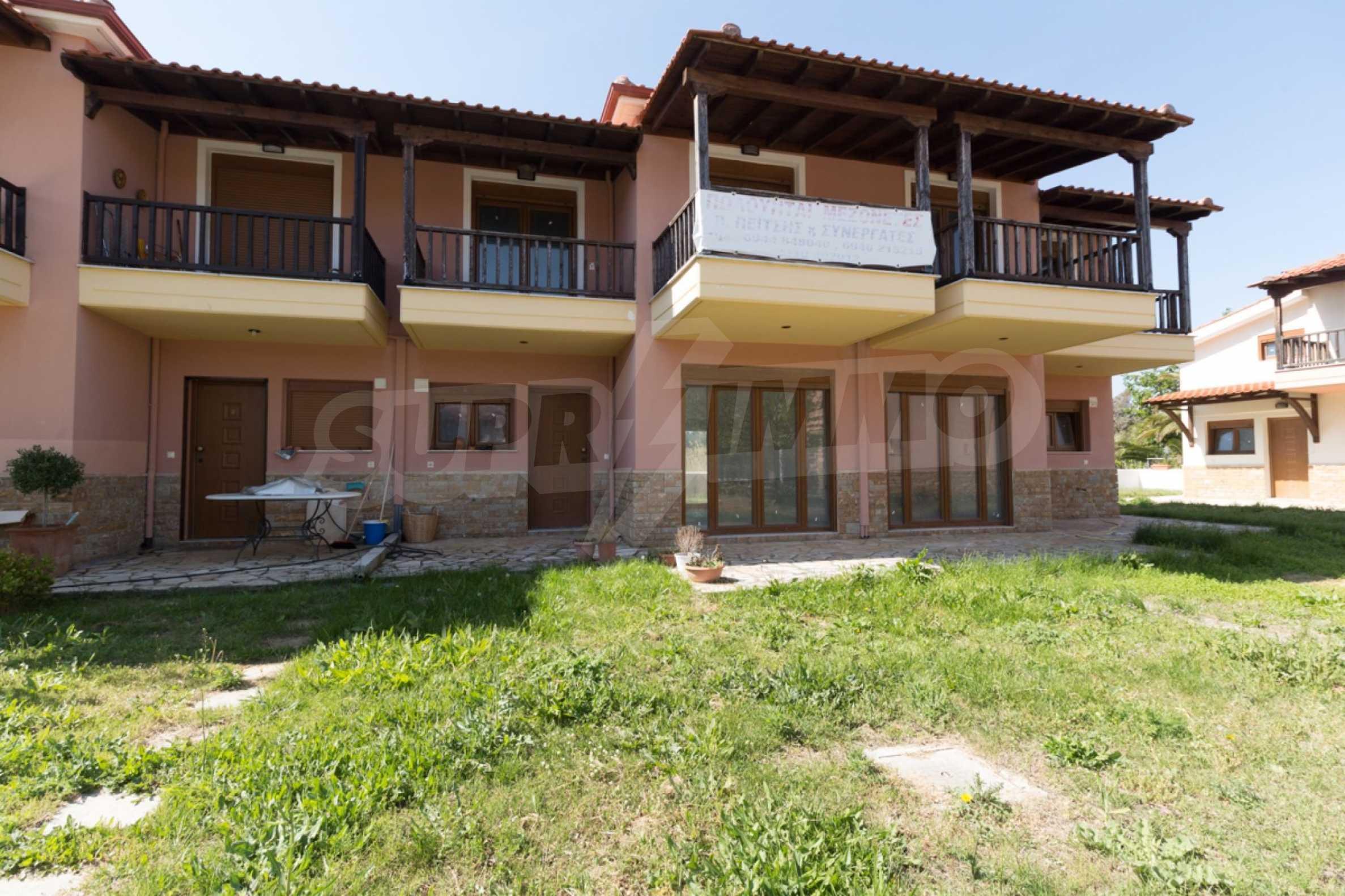 Къща  в  Неос Мармарас 20