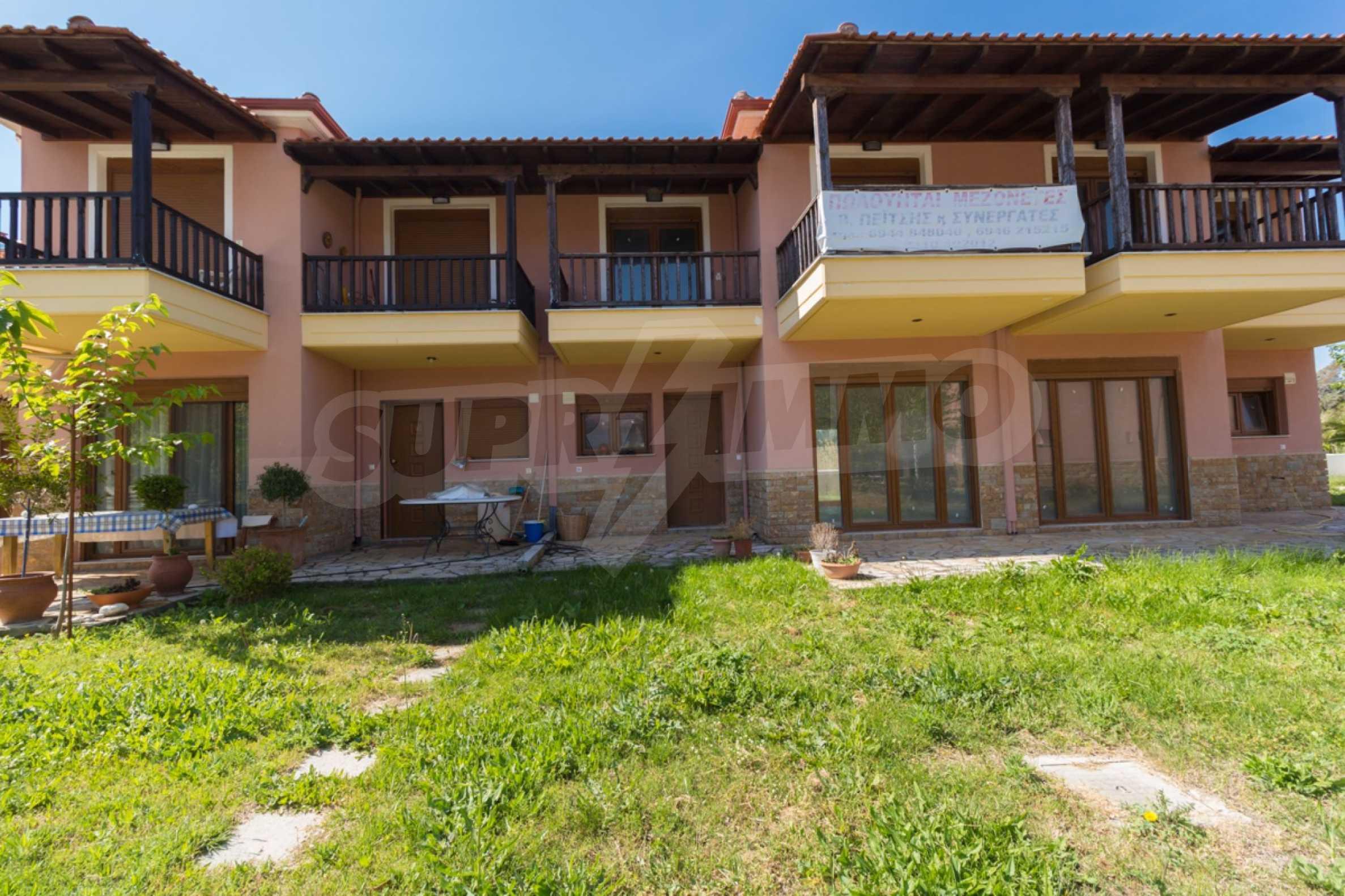 Къща  в  Неос Мармарас 21