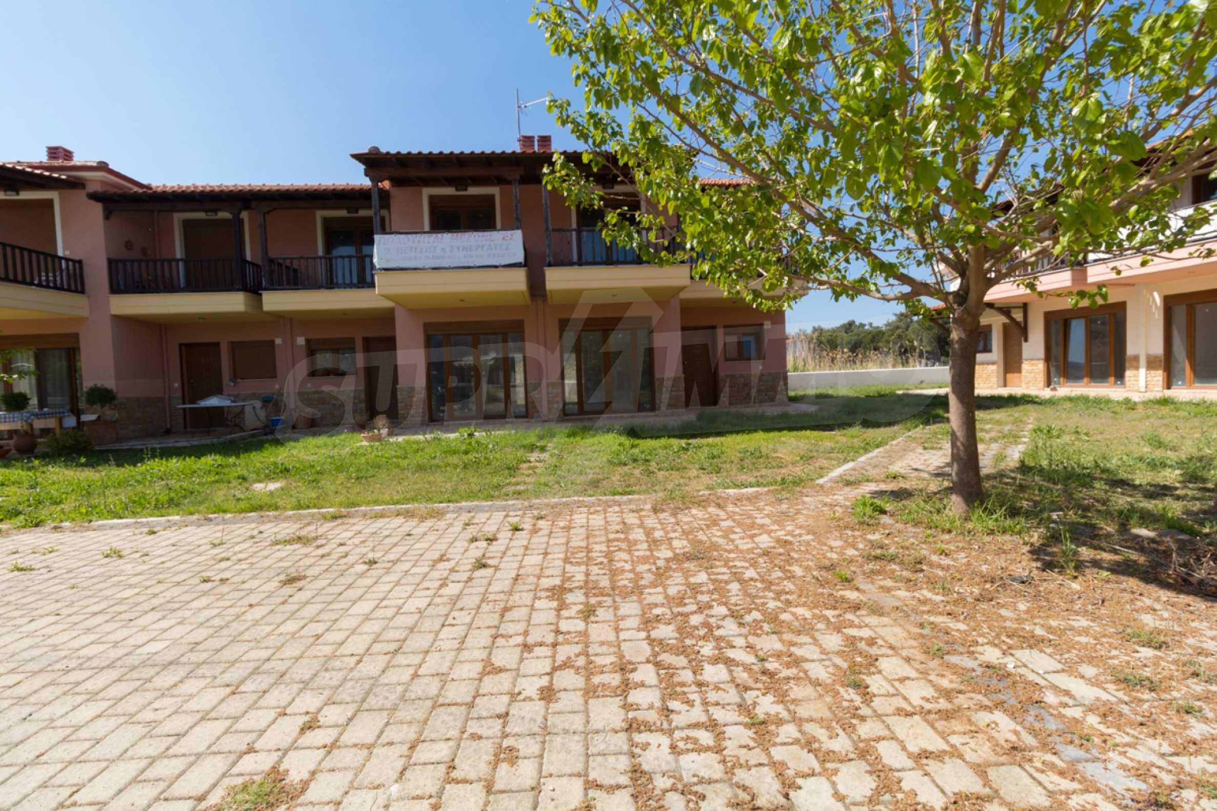 Къща  в  Неос Мармарас 24
