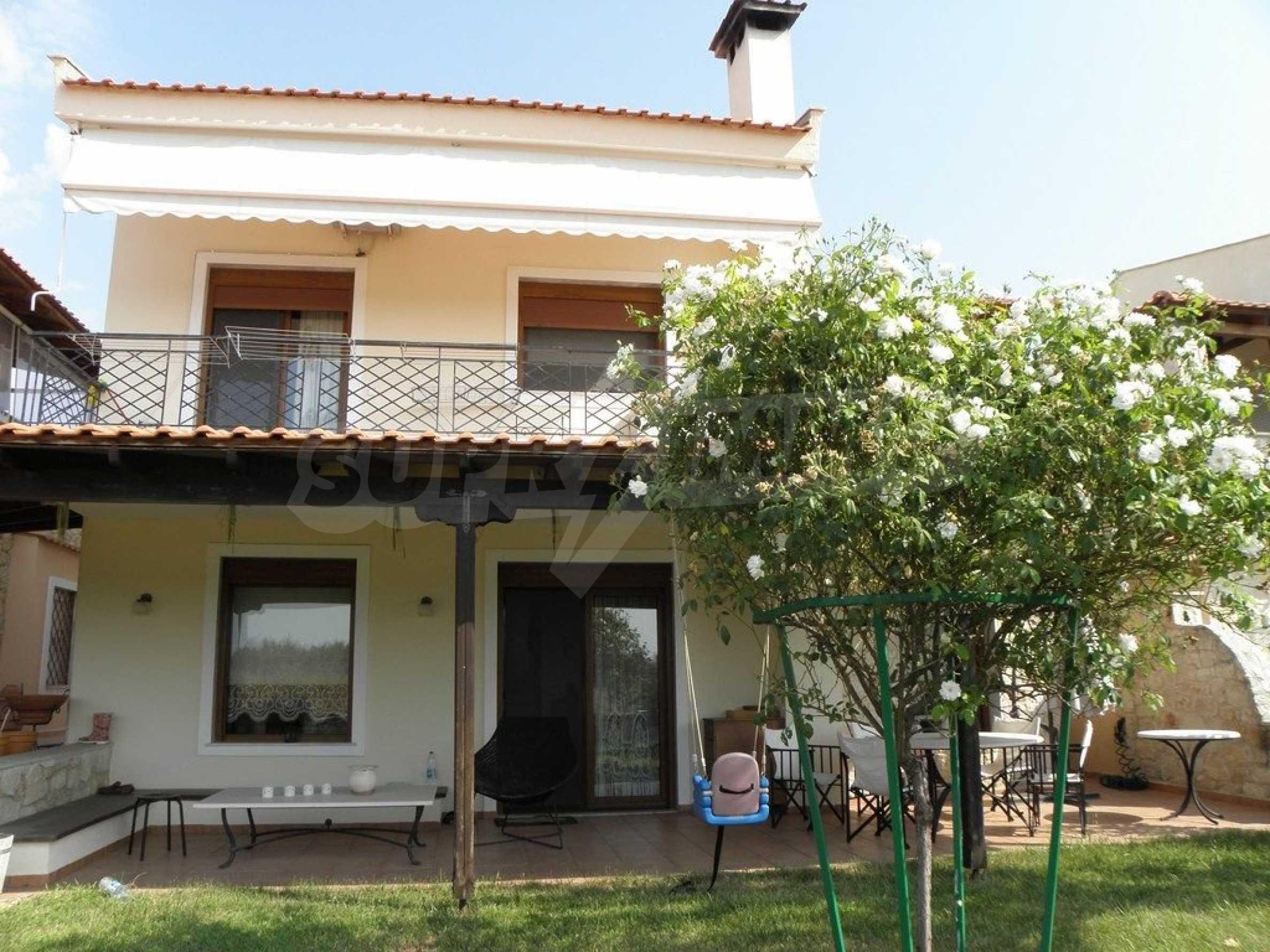 Къща  в  Потидея 3