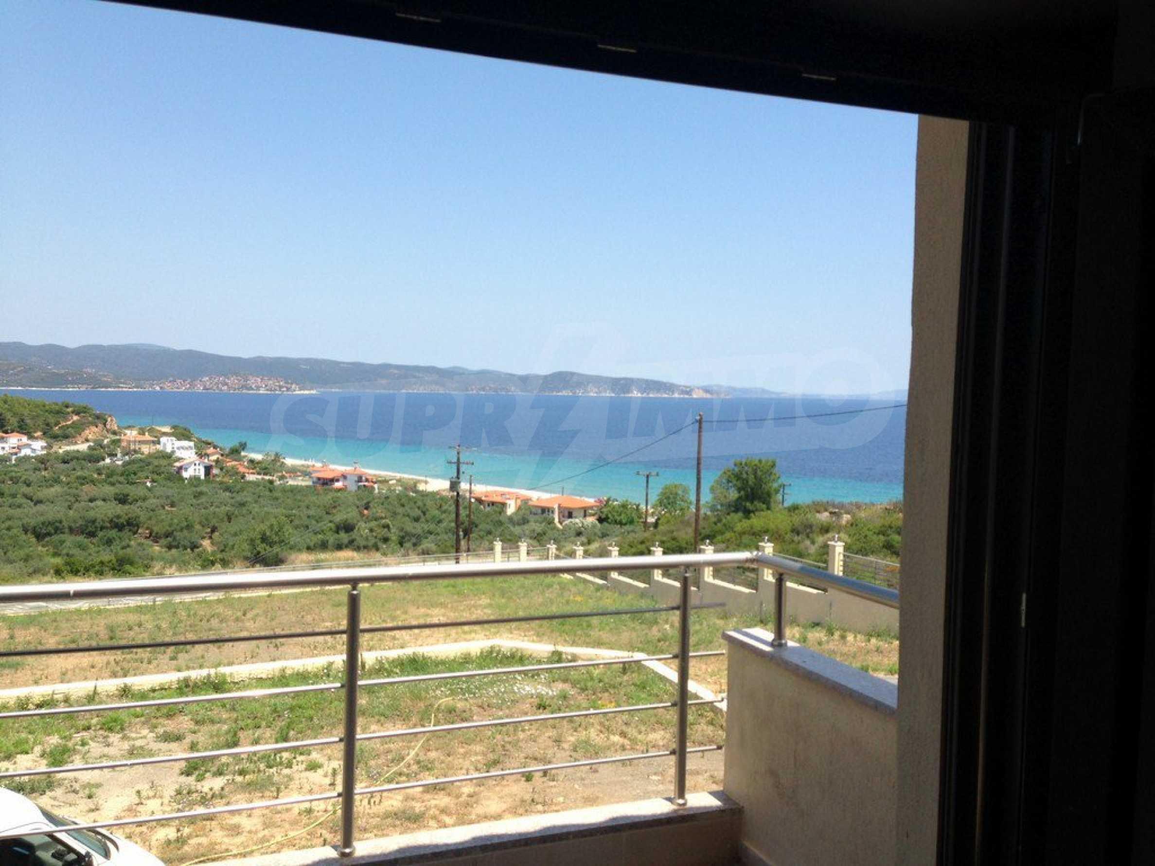 Апартамент  в  Акти Салоникю 1