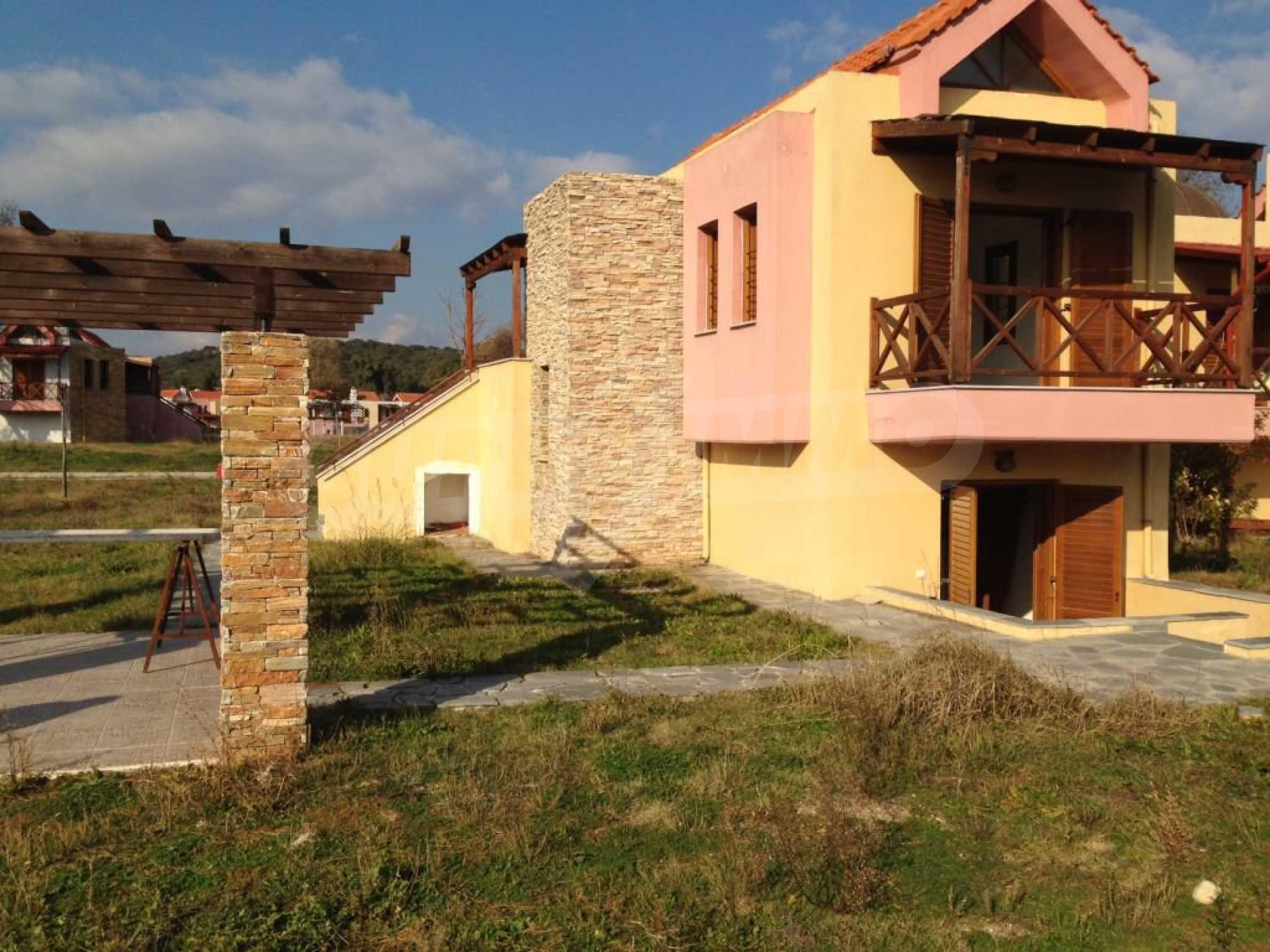 Къща  в  Йерисос 1