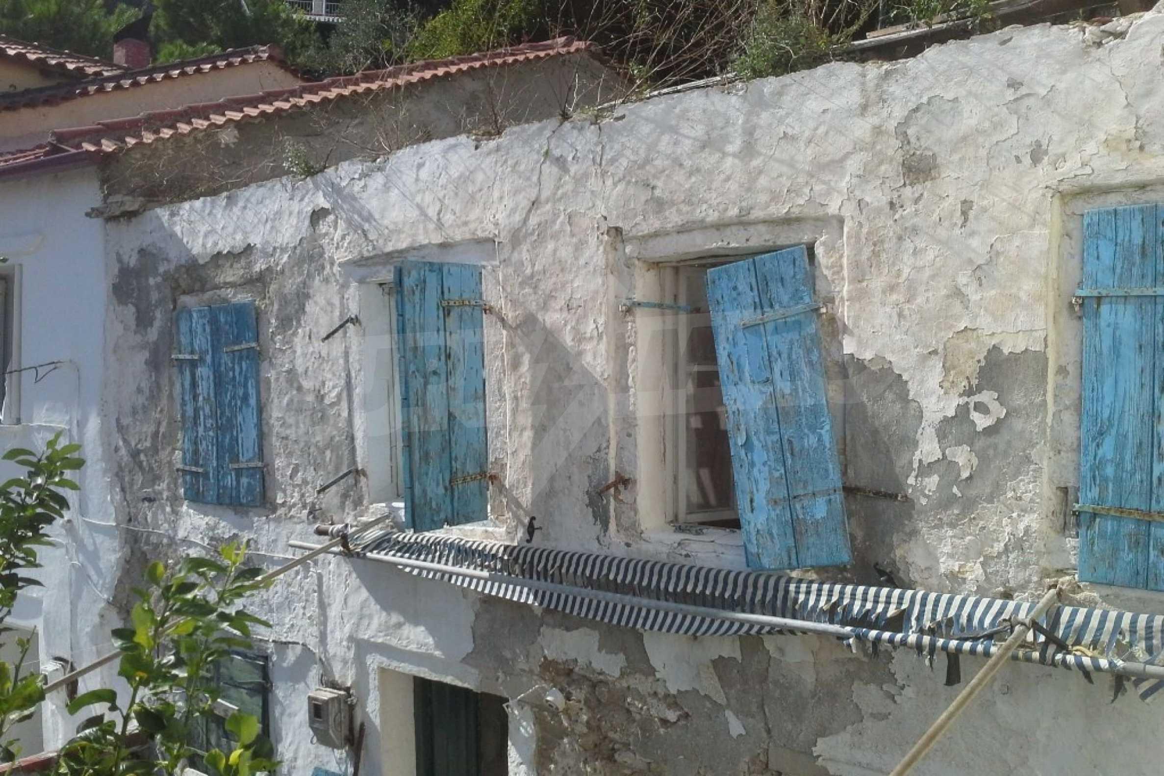 Автентична къща с морска гледка в град Парга 9