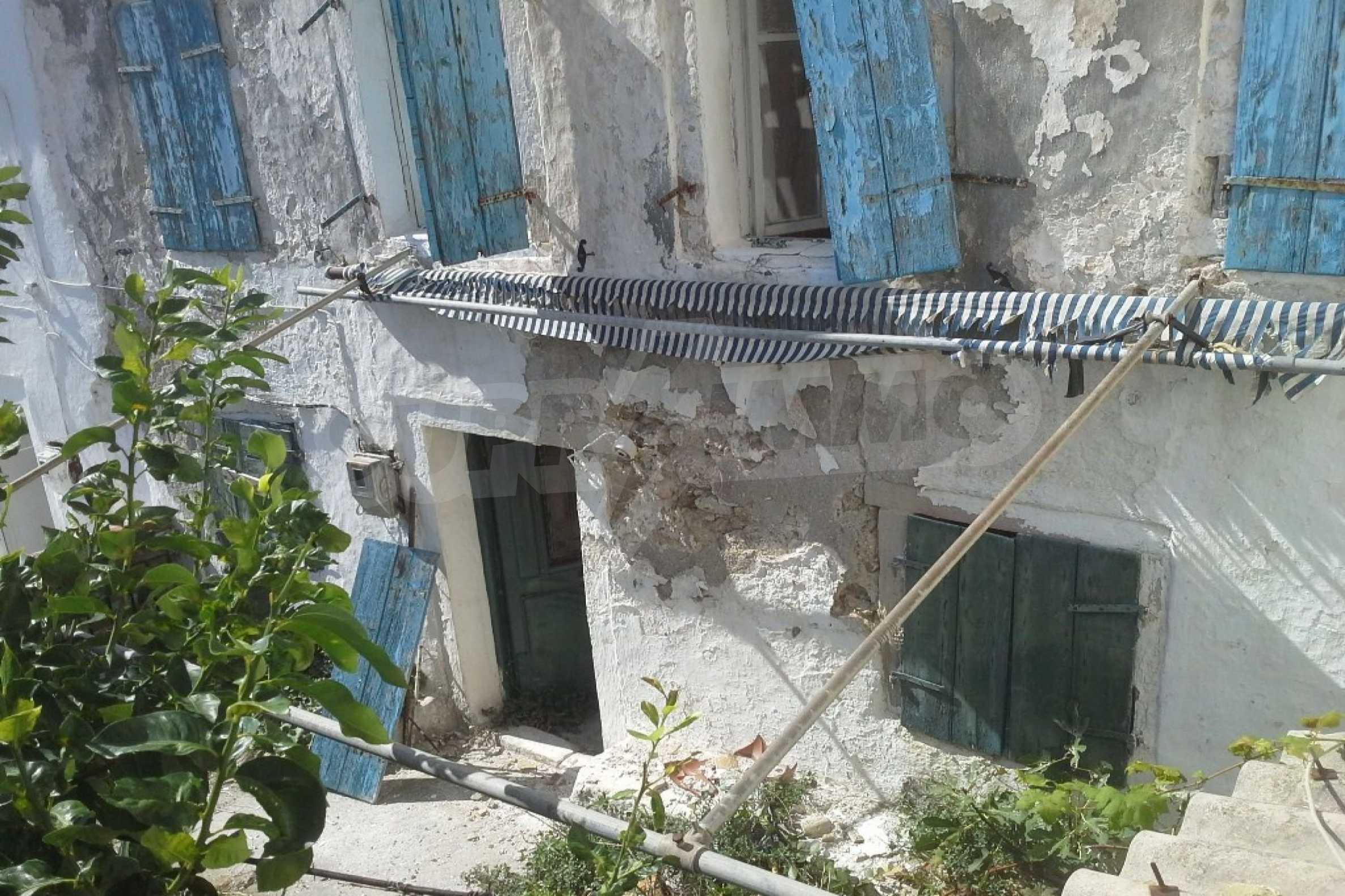 Автентична къща с морска гледка в град Парга 10