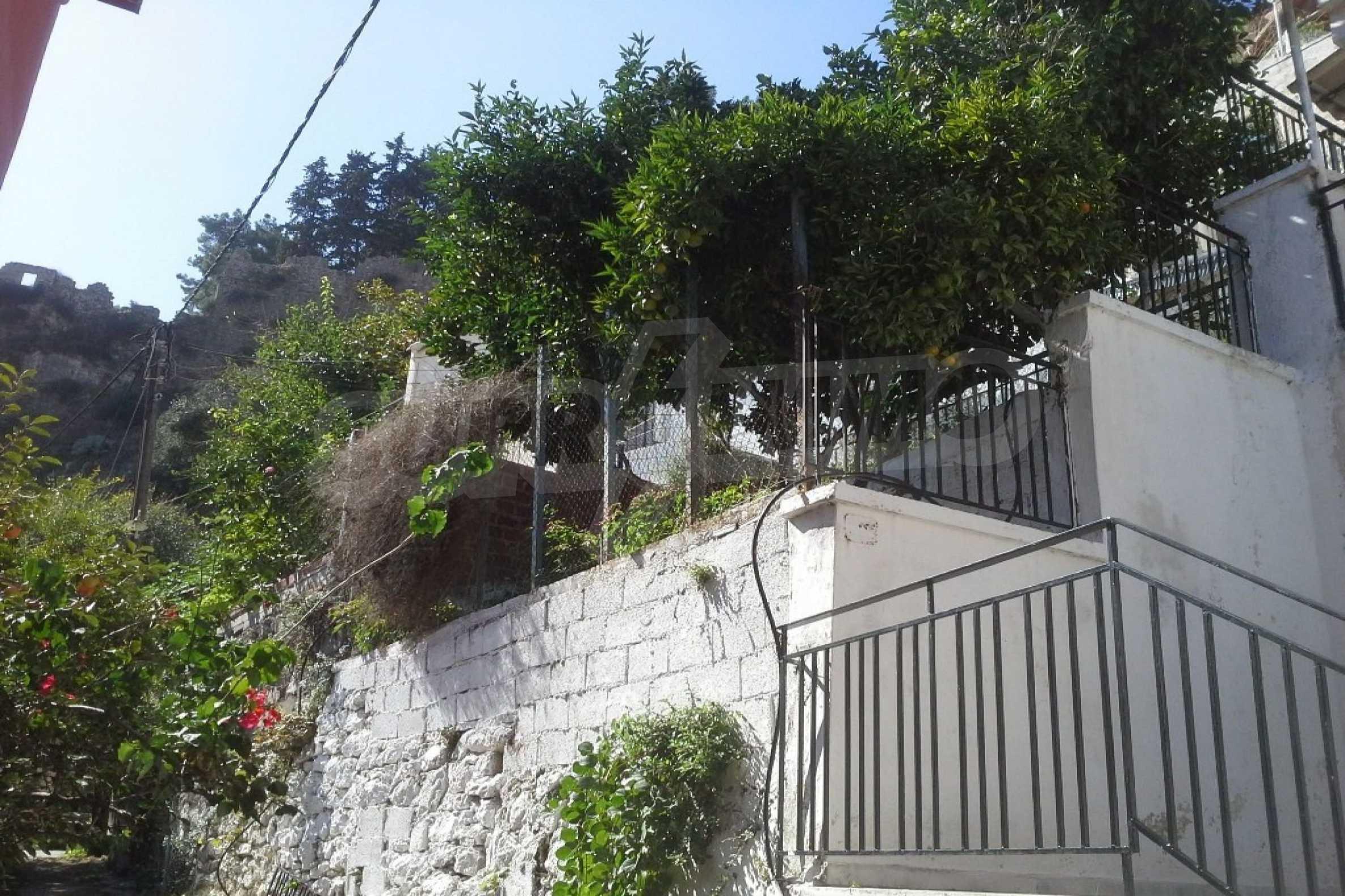 Автентична къща с морска гледка в град Парга 12