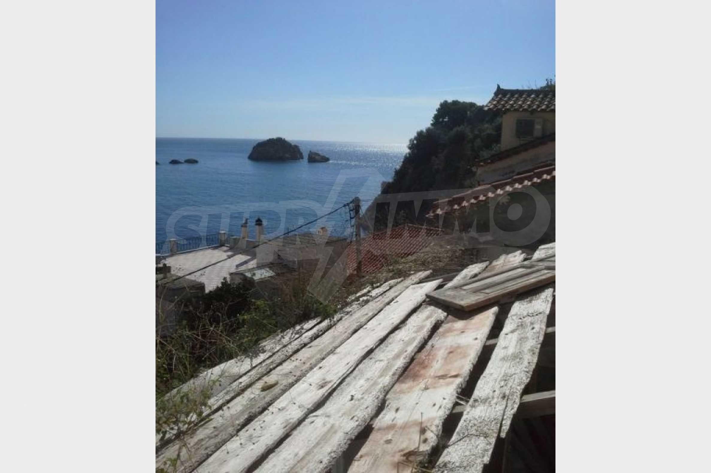 Автентична къща с морска гледка в град Парга 13