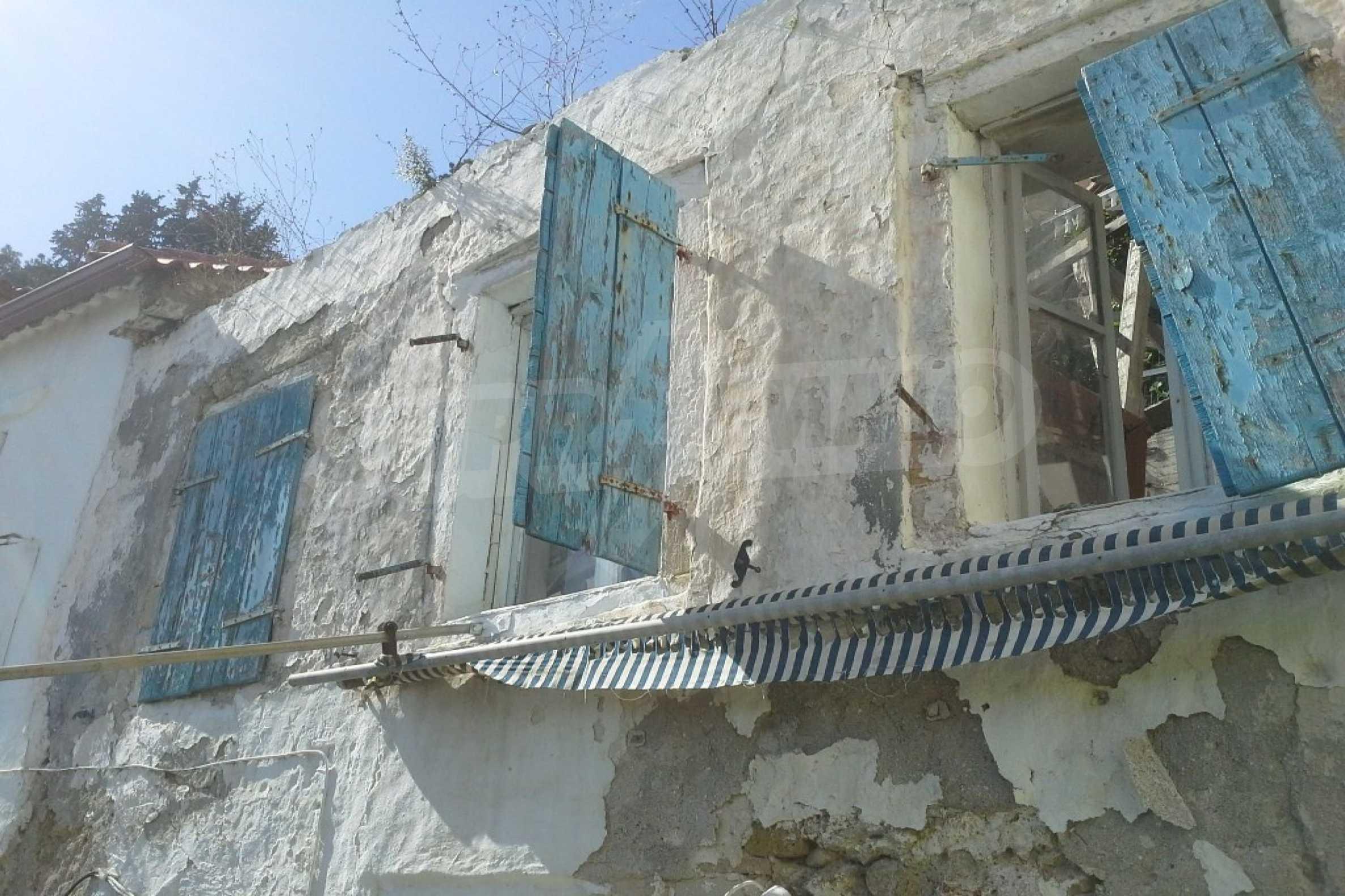 Автентична къща с морска гледка в град Парга 15