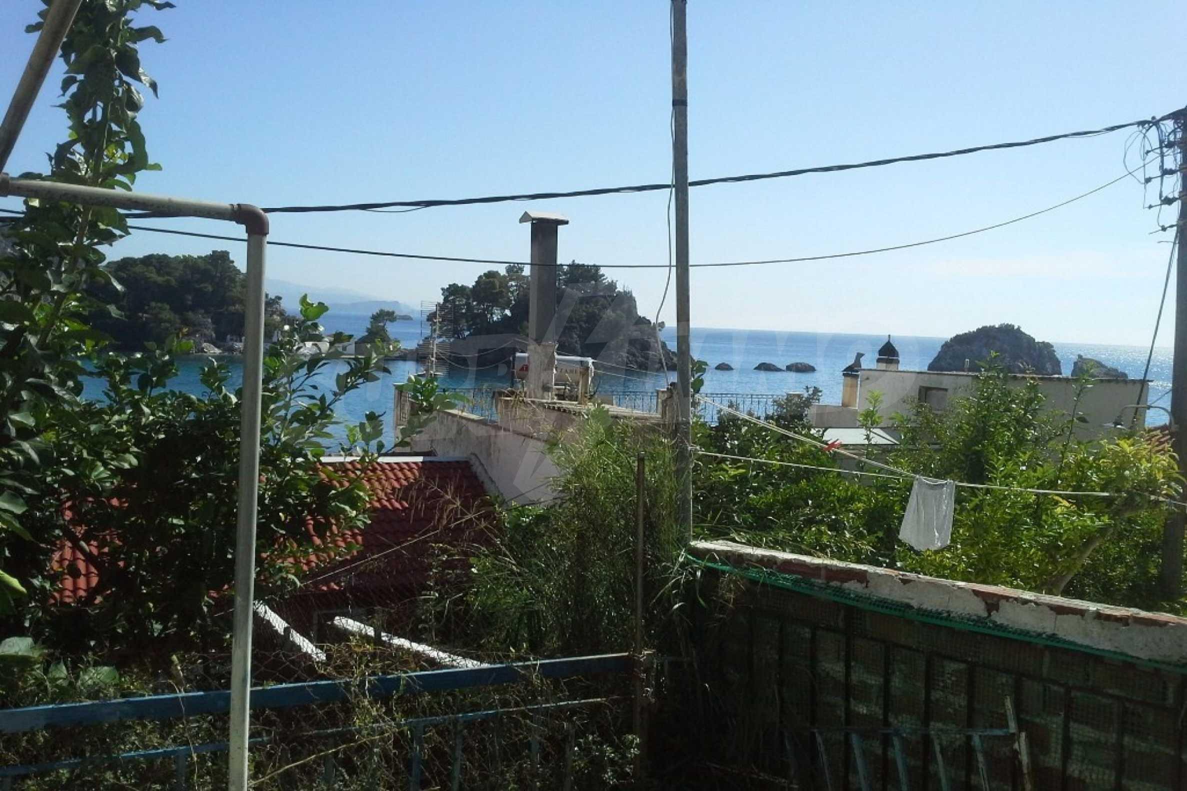 Автентична къща с морска гледка в град Парга 16