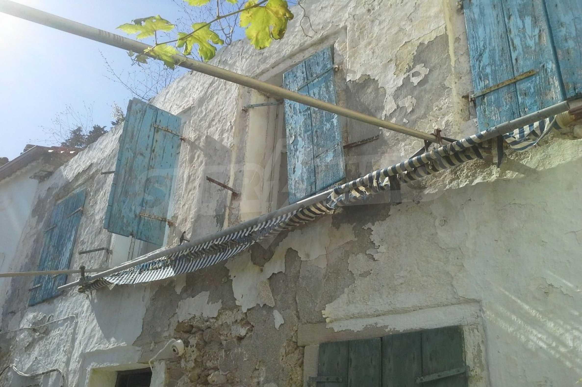 Автентична къща с морска гледка в град Парга 17