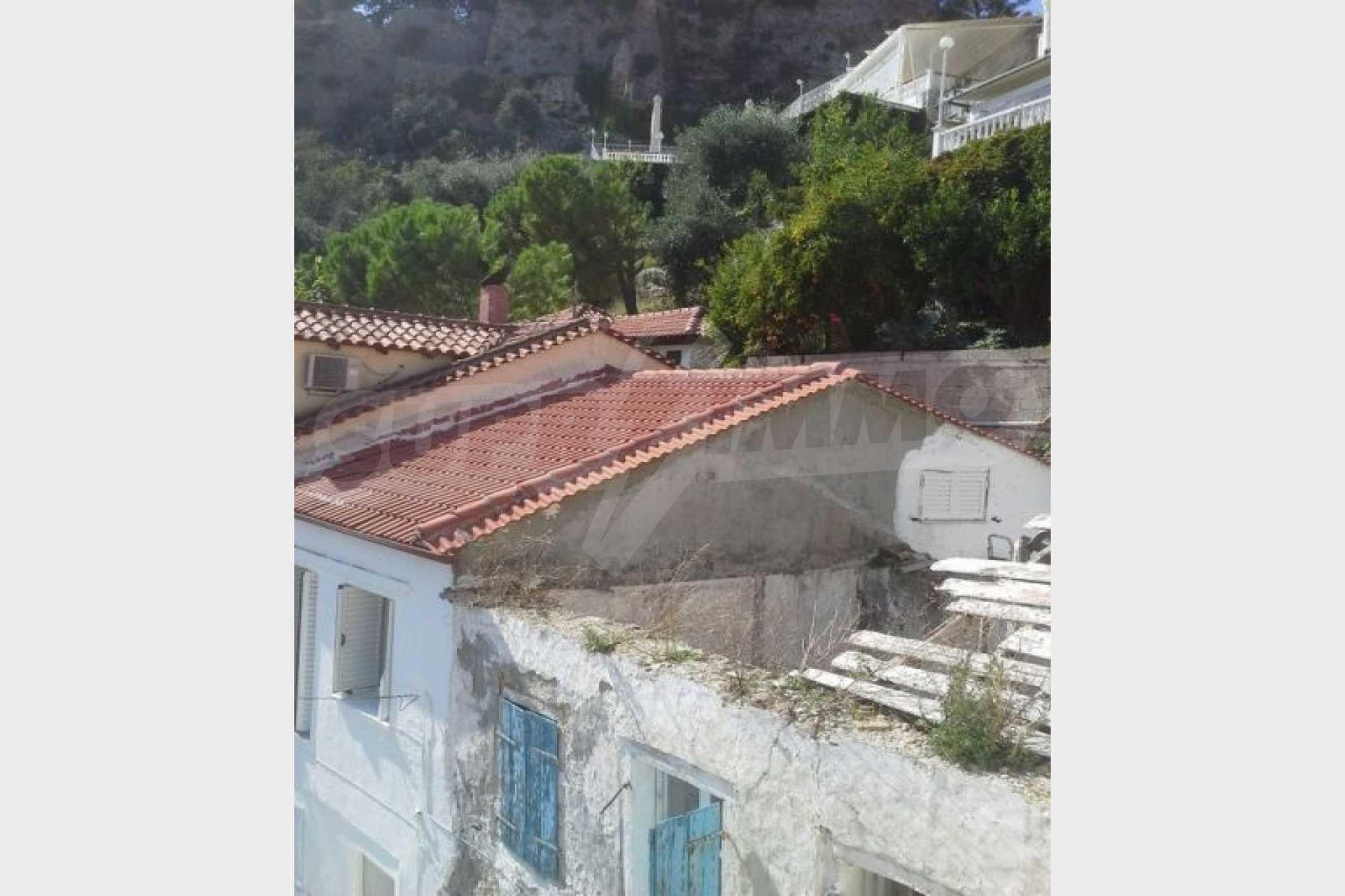 Автентична къща с морска гледка в град Парга 1