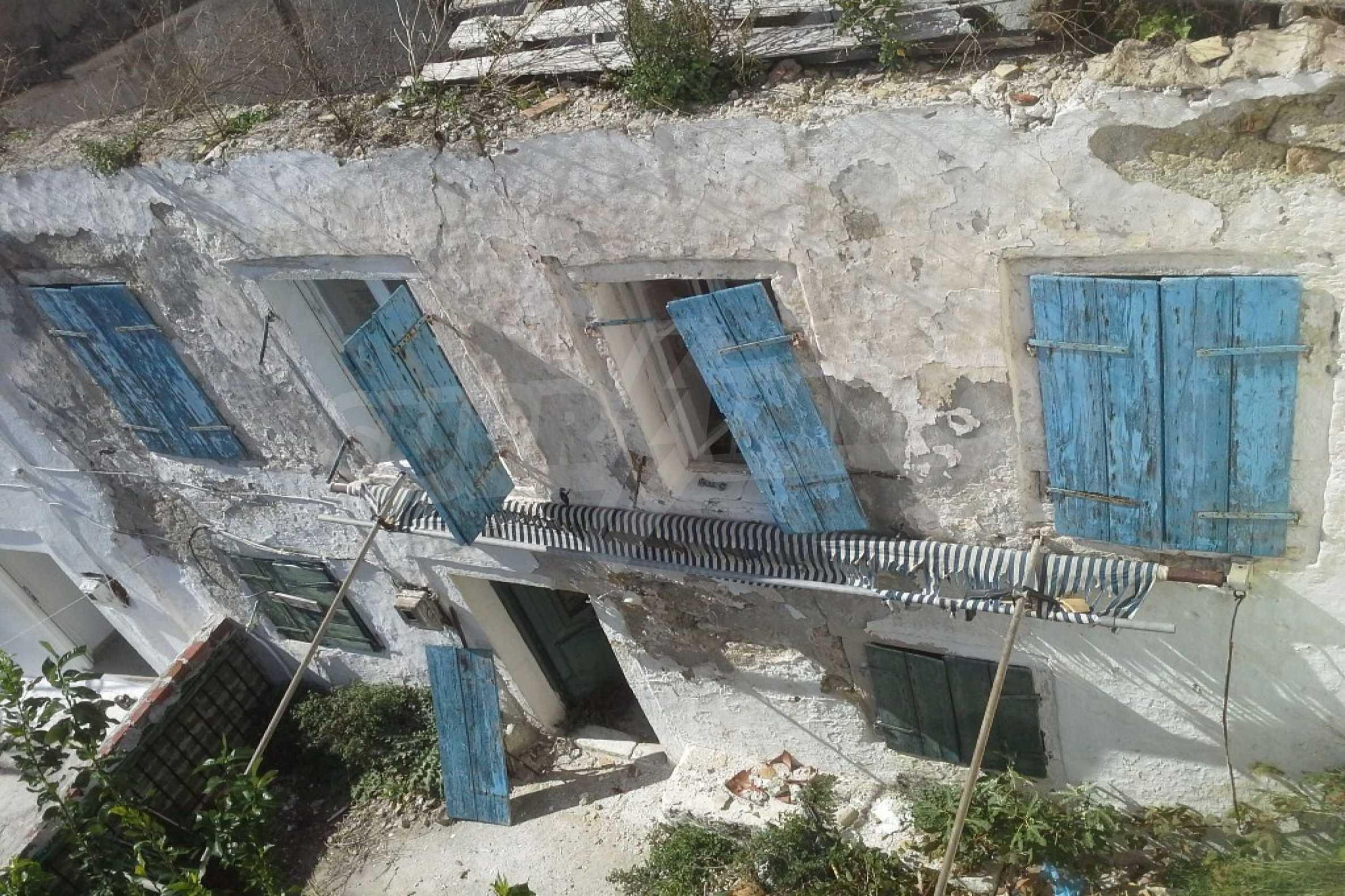 Автентична къща с морска гледка в град Парга 5