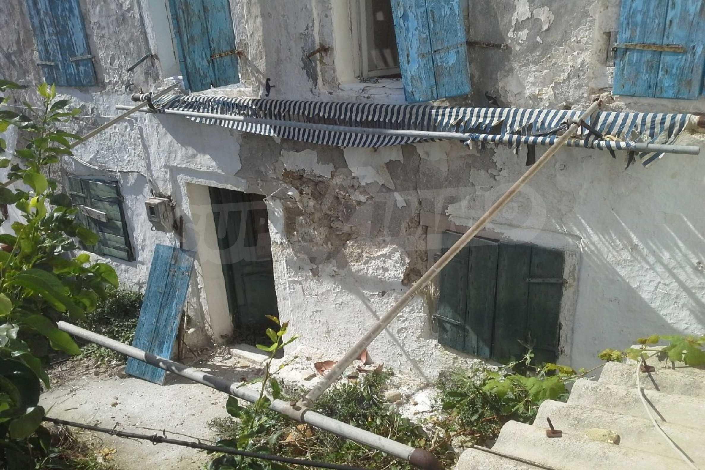 Автентична къща с морска гледка в град Парга 6