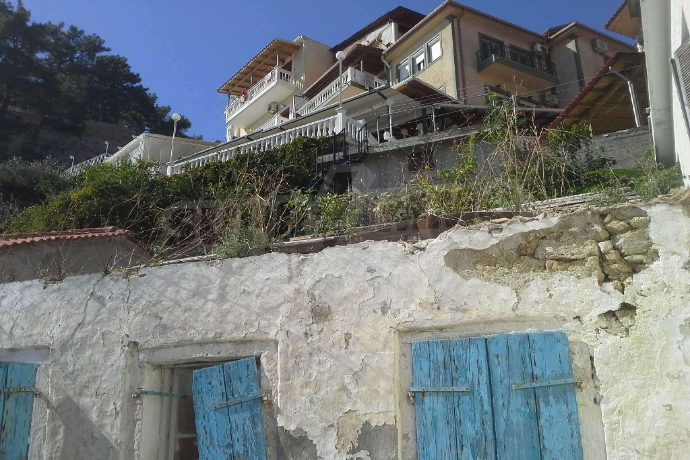Автентична къща с морска гледка в град Парга 7