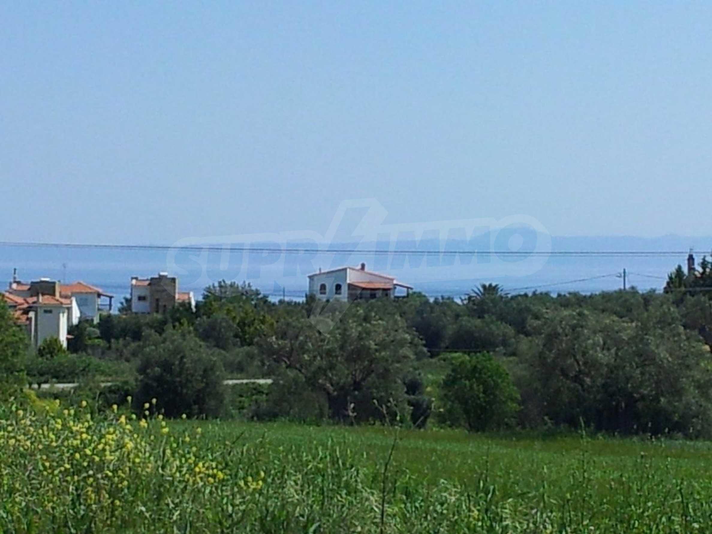 Земеделска земя  в  Афитос 11