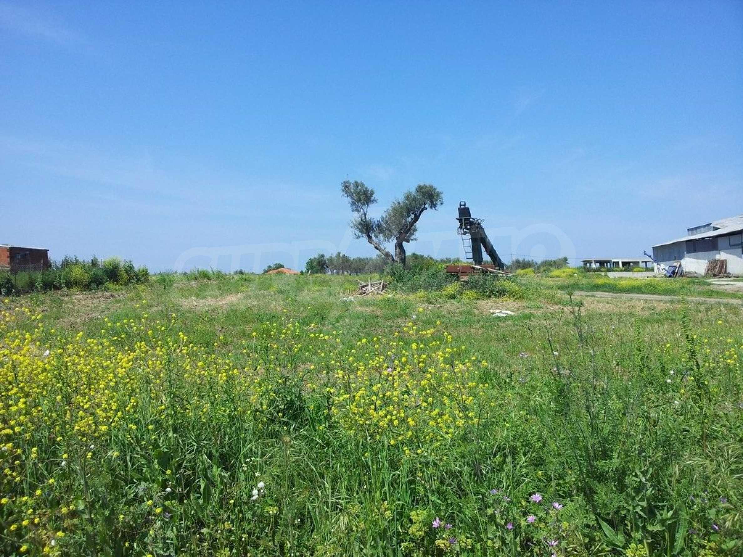 Земеделска земя  в  Афитос 4
