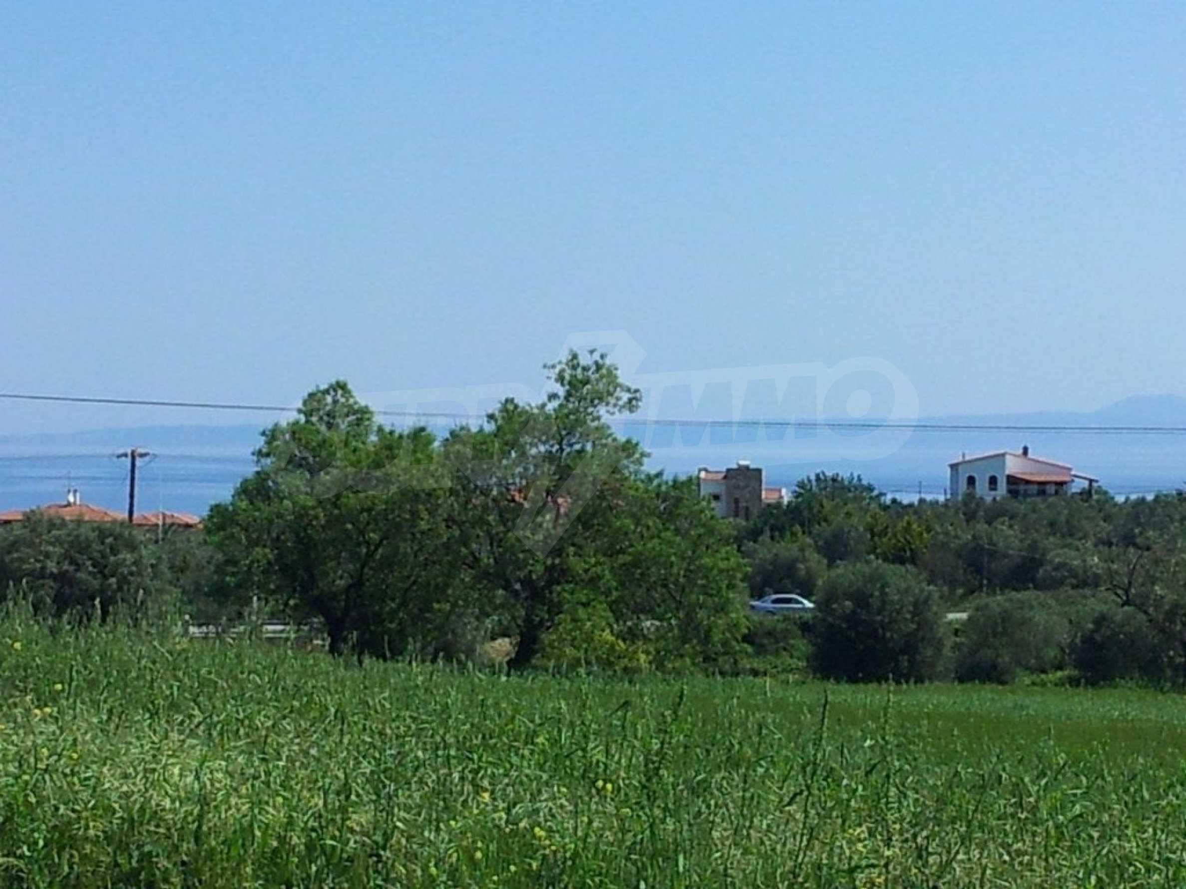 Земеделска земя  в  Афитос 6