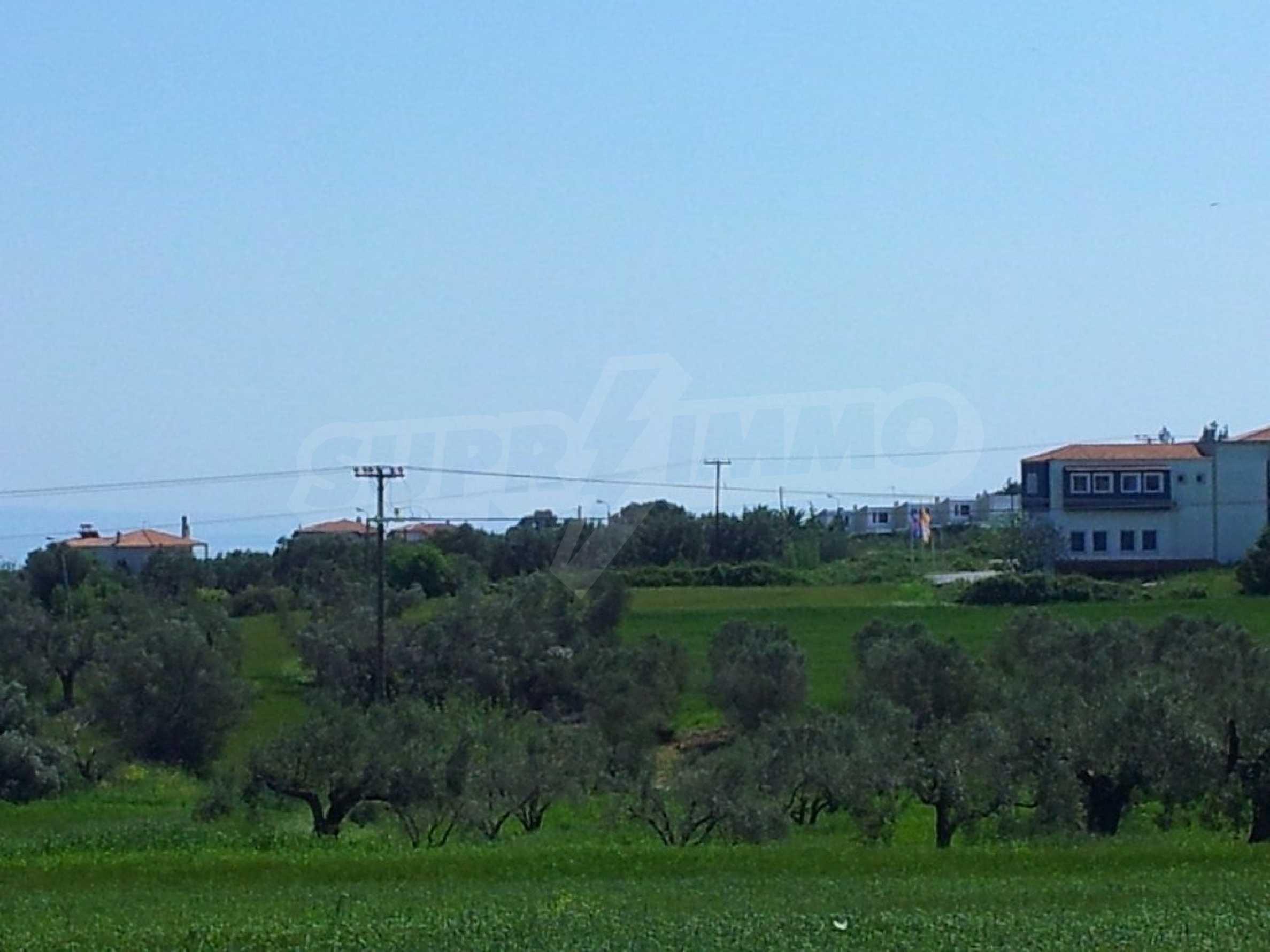 Земеделска земя  в  Афитос 8