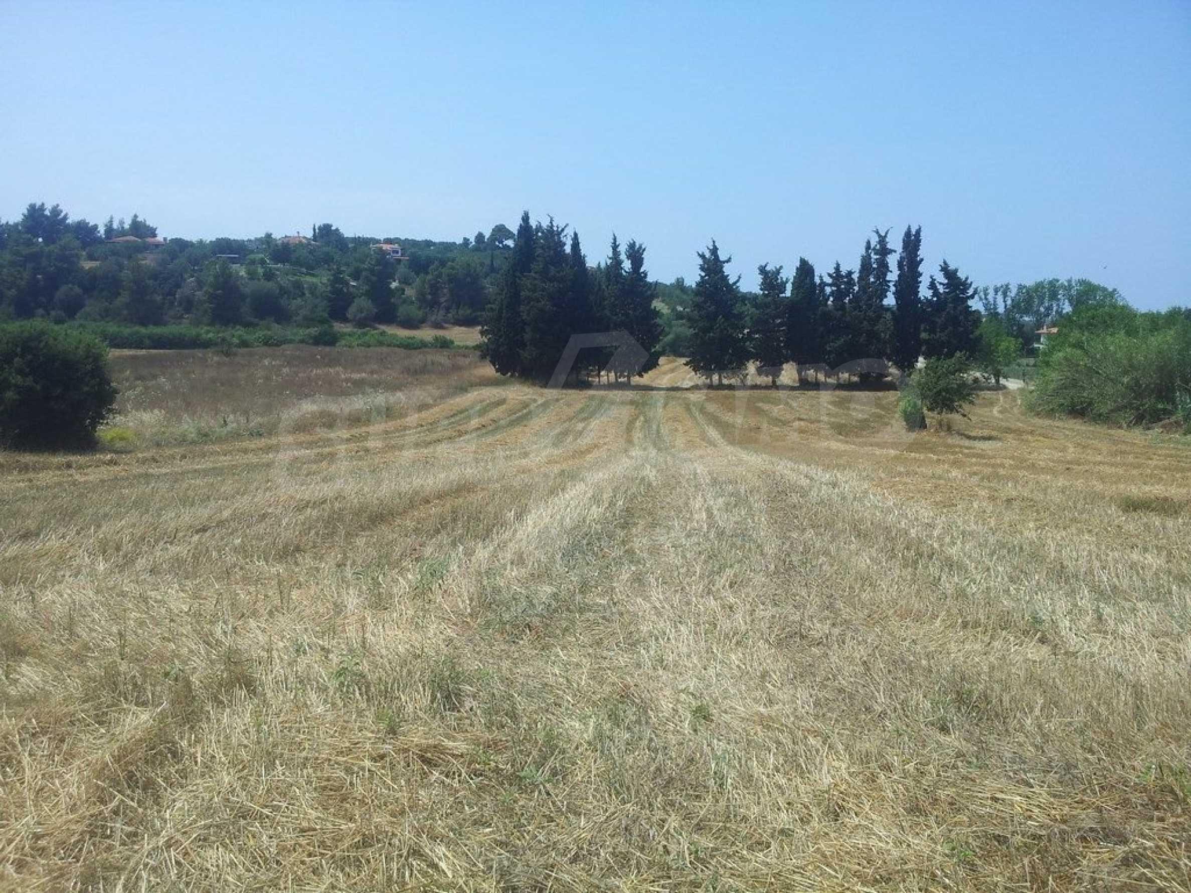 Земеделска земя  в  Посиди