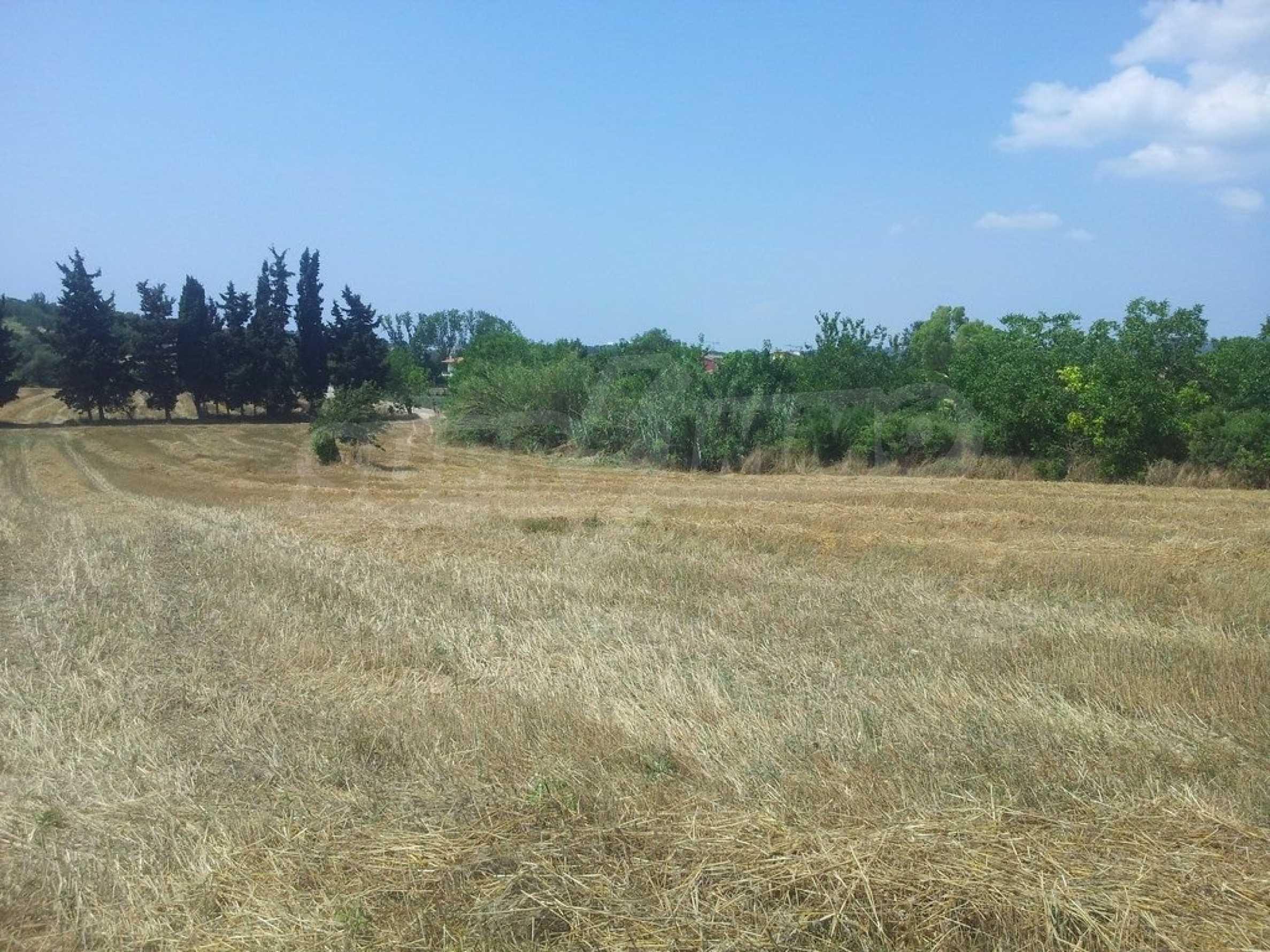 Земеделска земя  в  Посиди 9