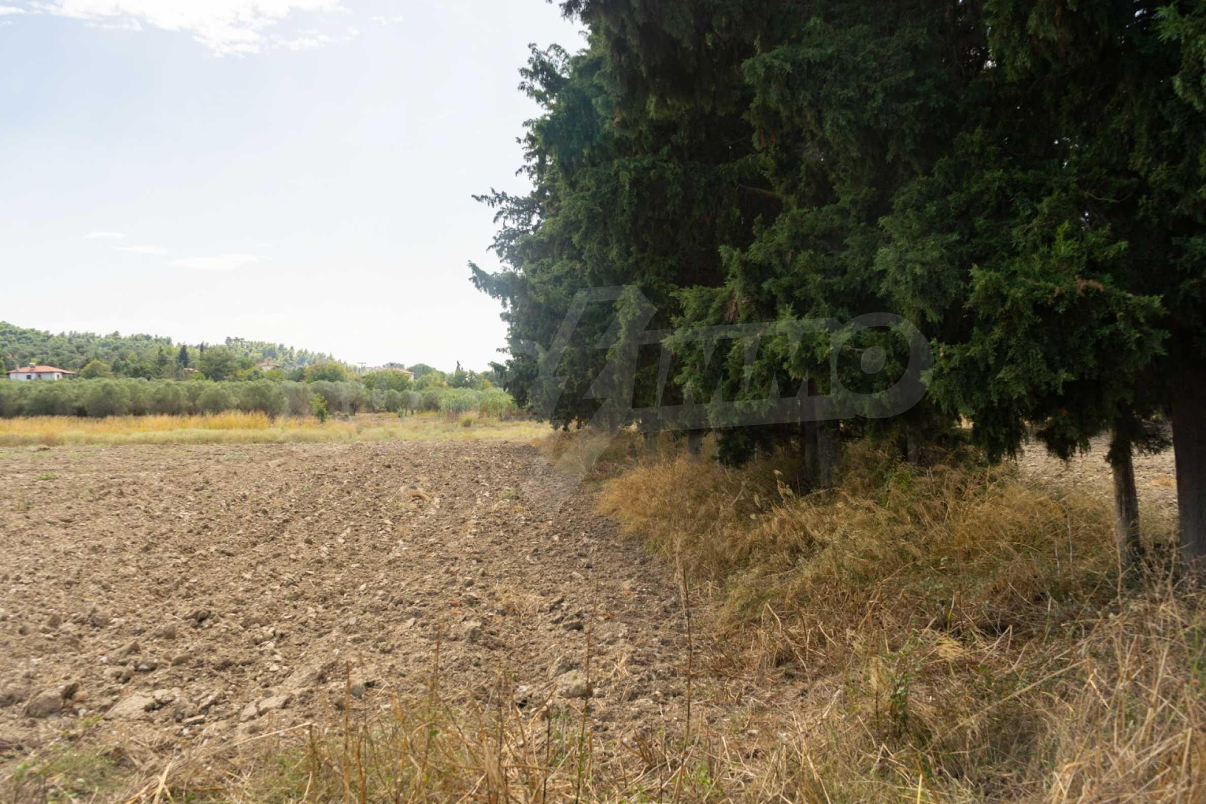 Земеделска земя  в  Посиди 13