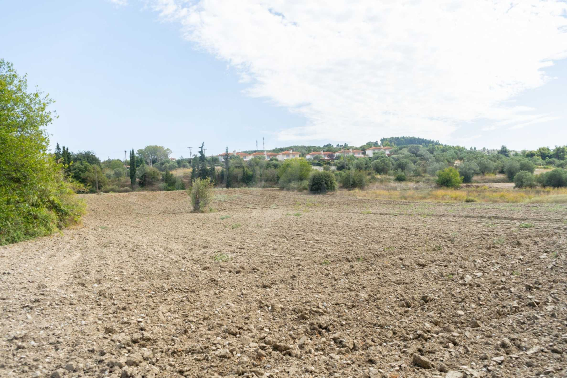 Земеделска земя  в  Посиди 21