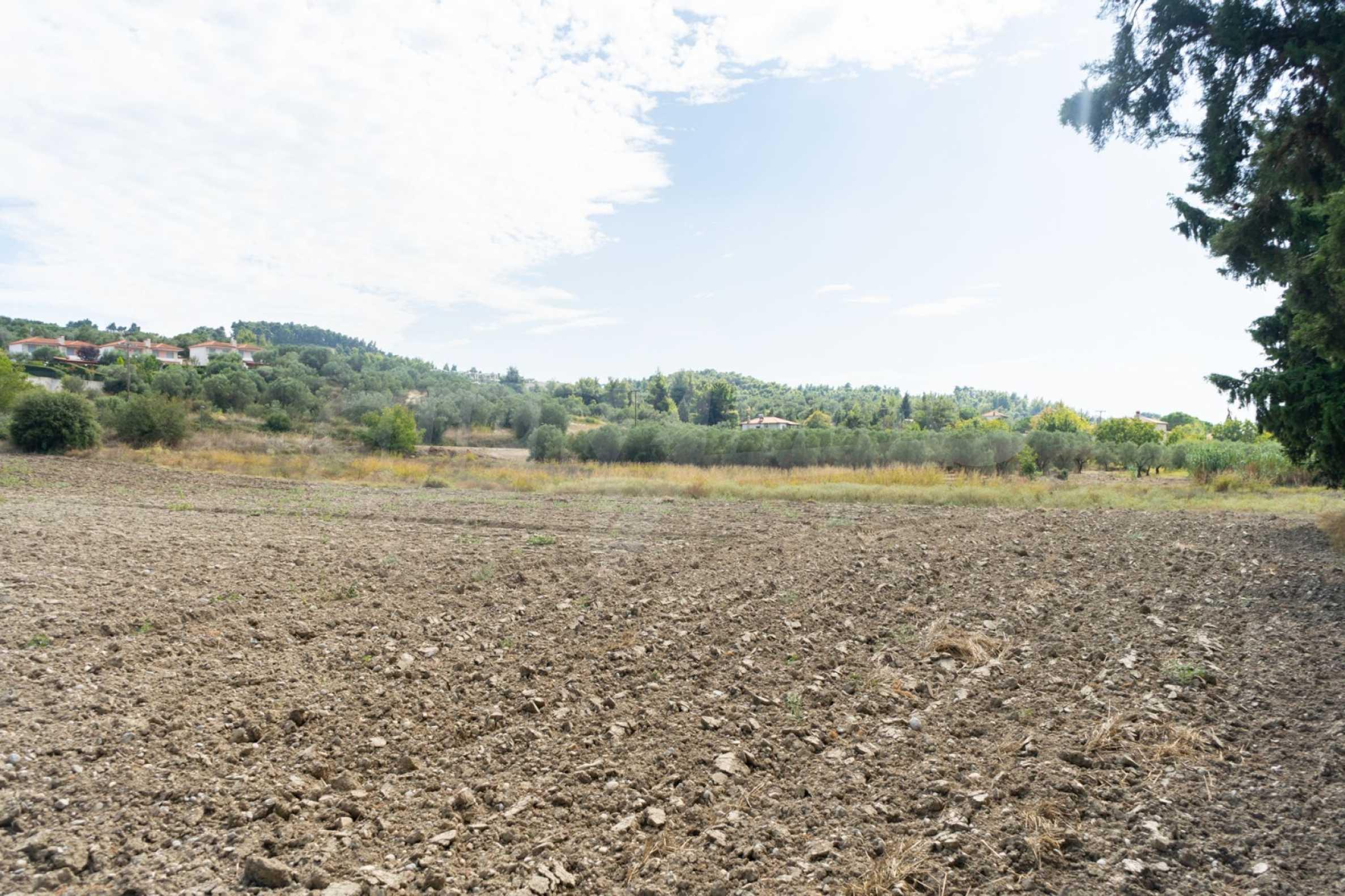 Земеделска земя  в  Посиди 22