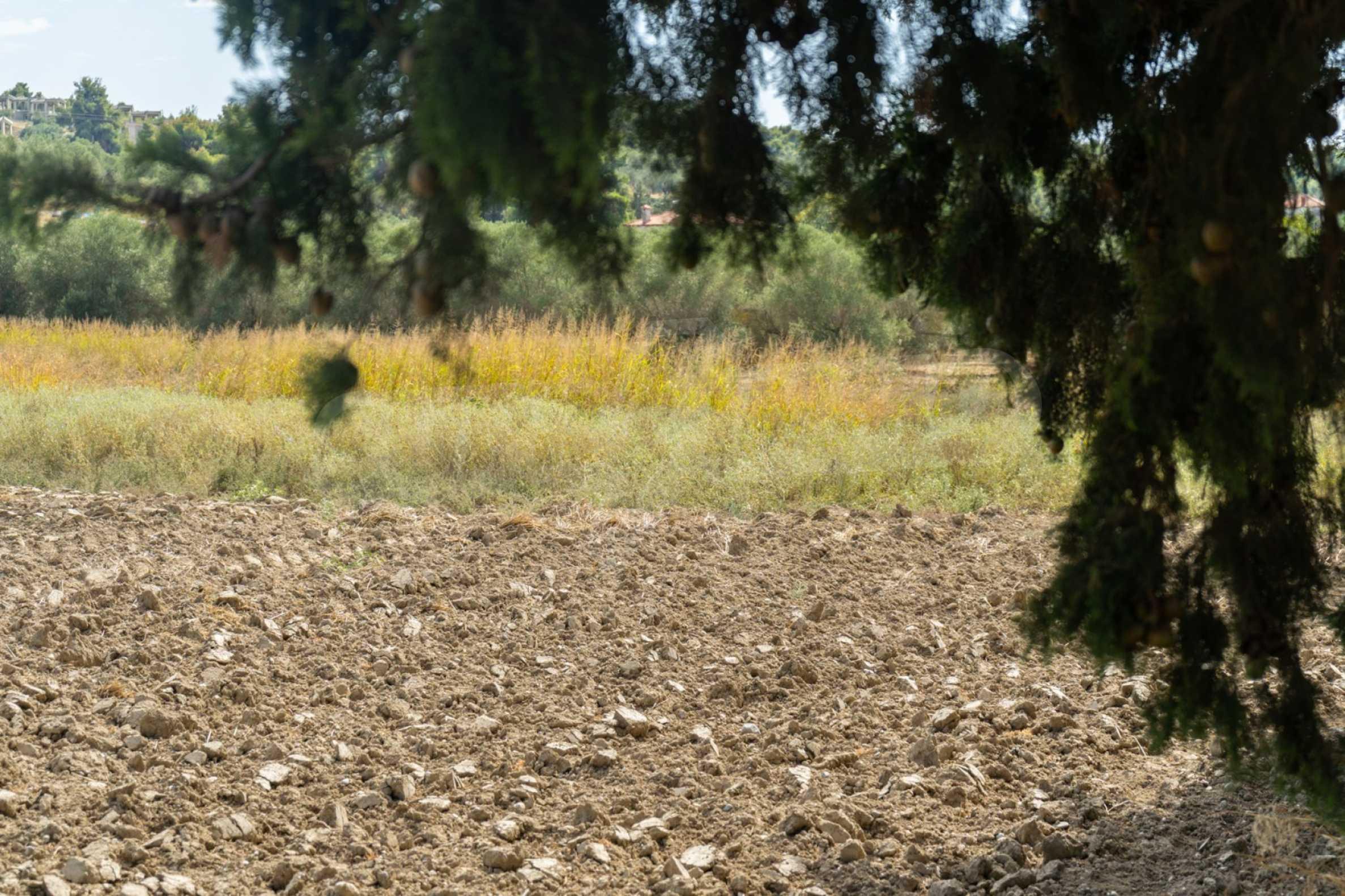 Земеделска земя  в  Посиди 27