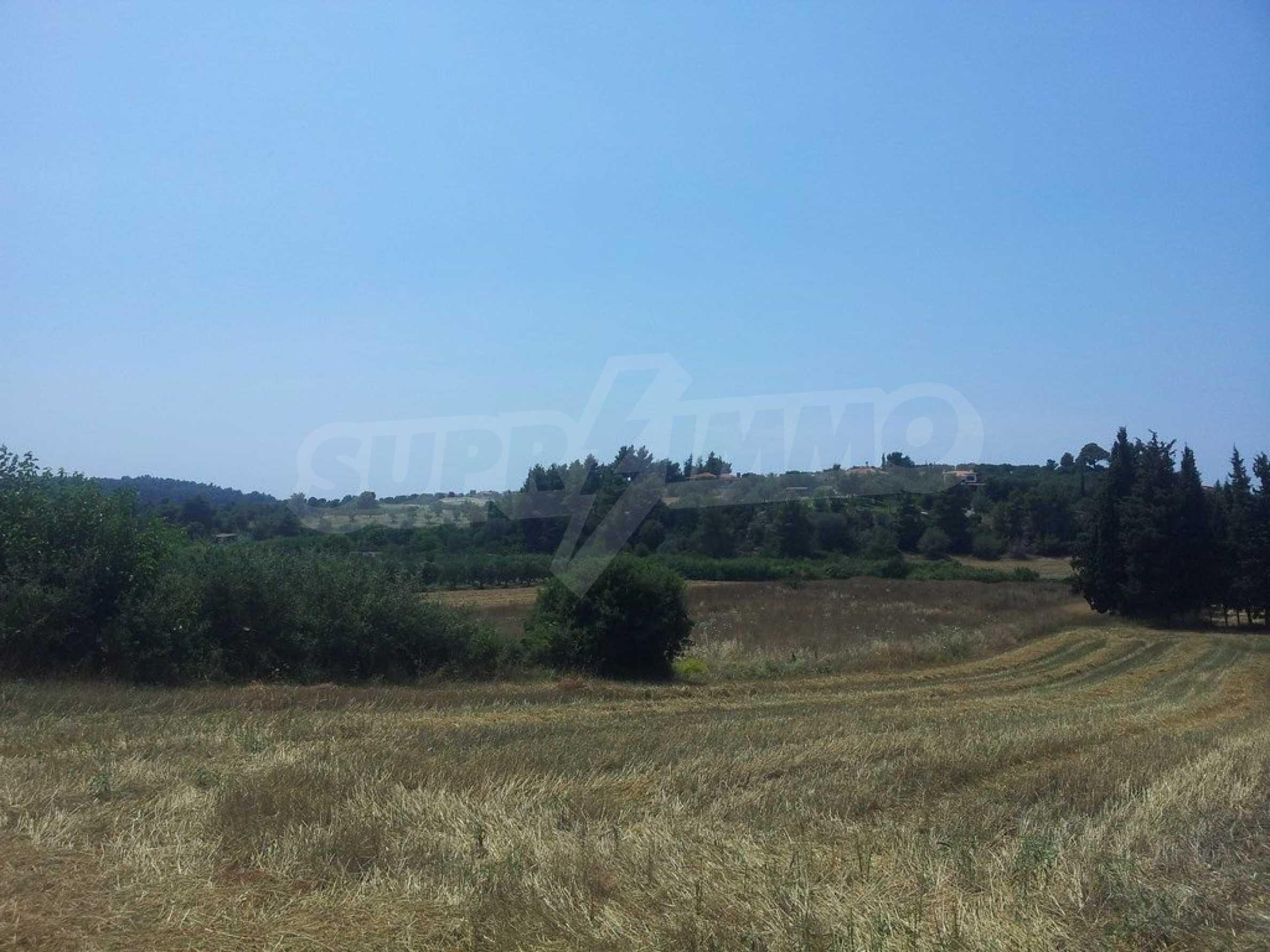 Земеделска земя  в  Посиди 4