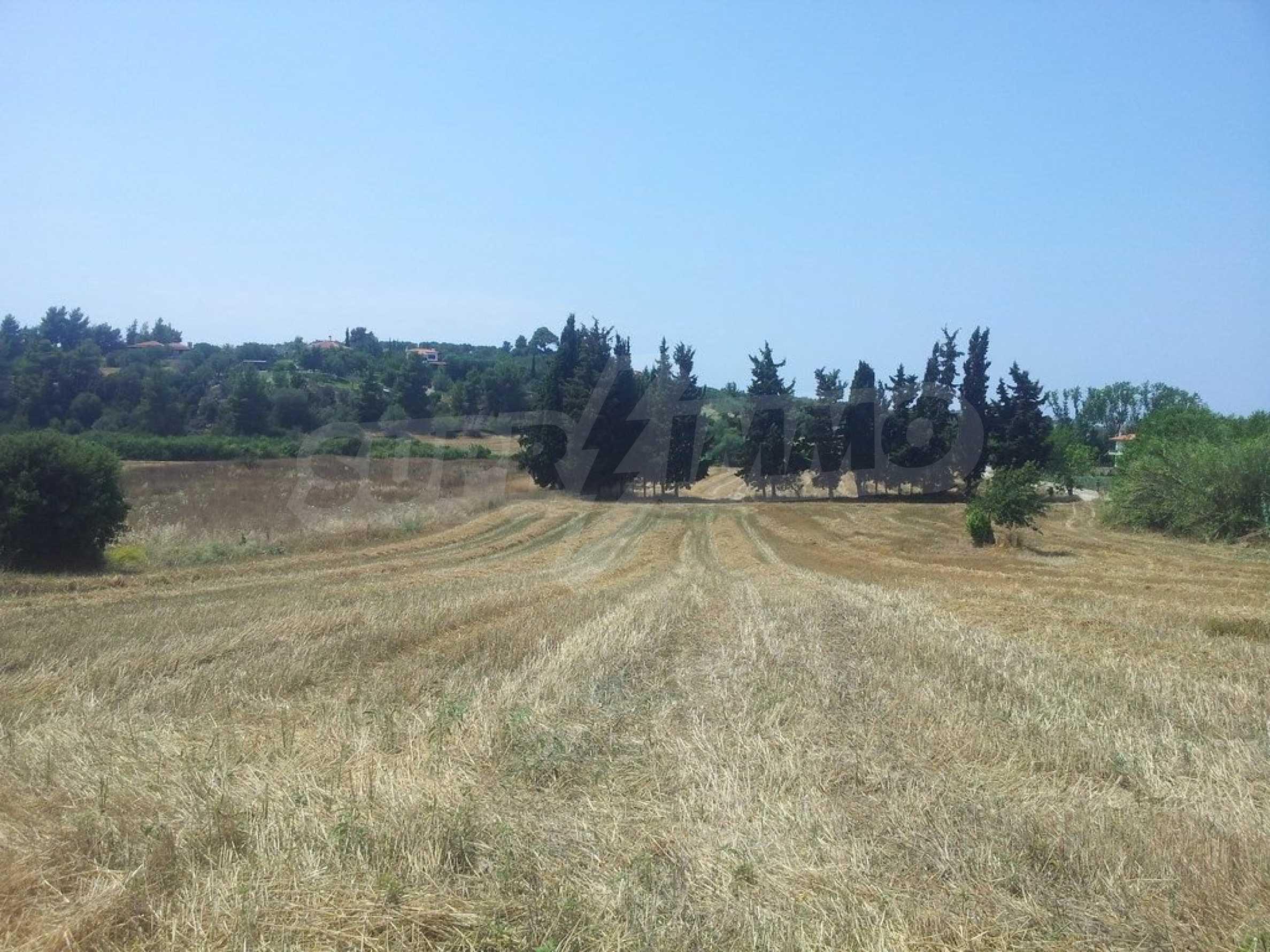 Земеделска земя  в  Посиди 8