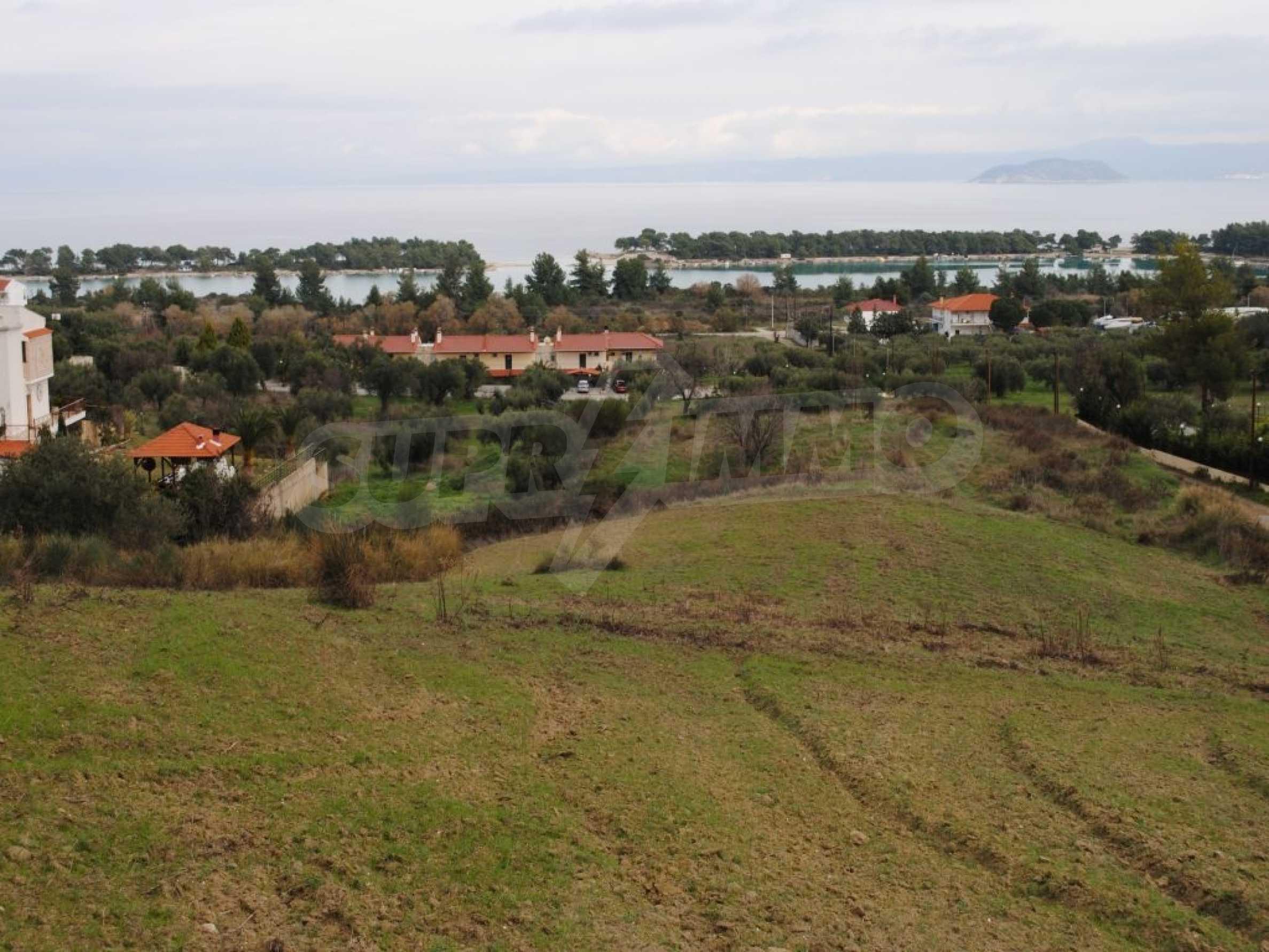 Земеделска земя  в  Пефкохори 1