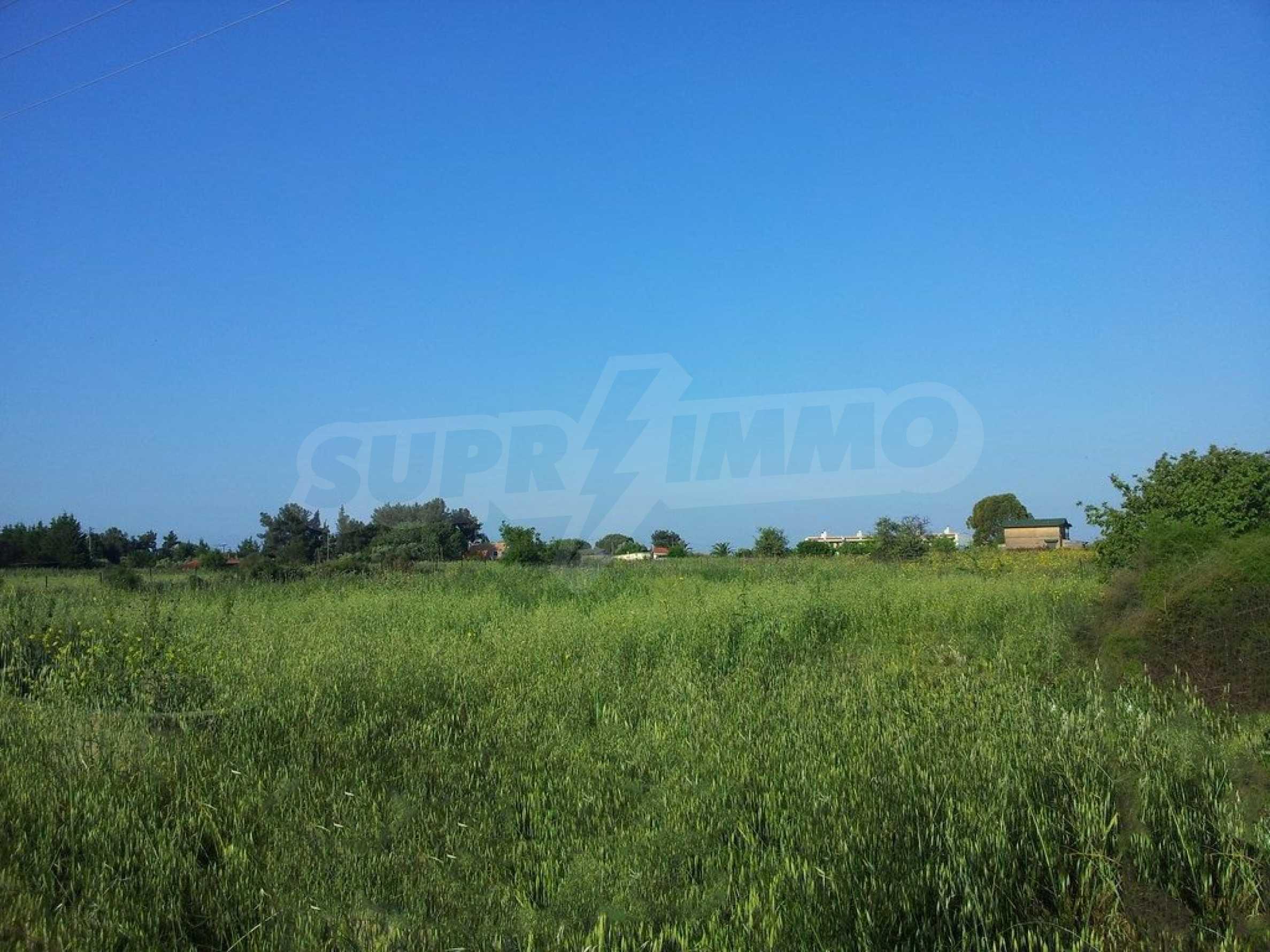 Земеделска земя  в  Ормос Панагияс