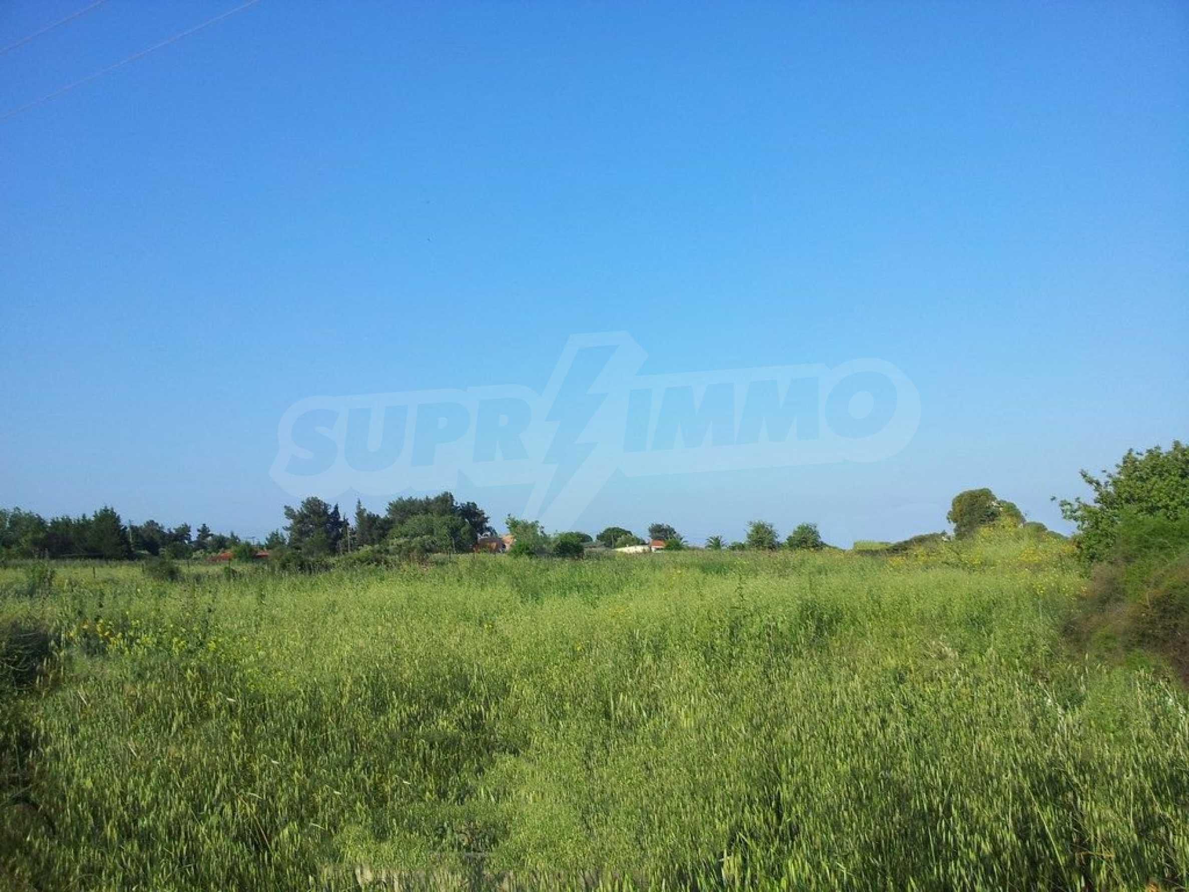 Земеделска земя  в  Ормос Панагияс 1