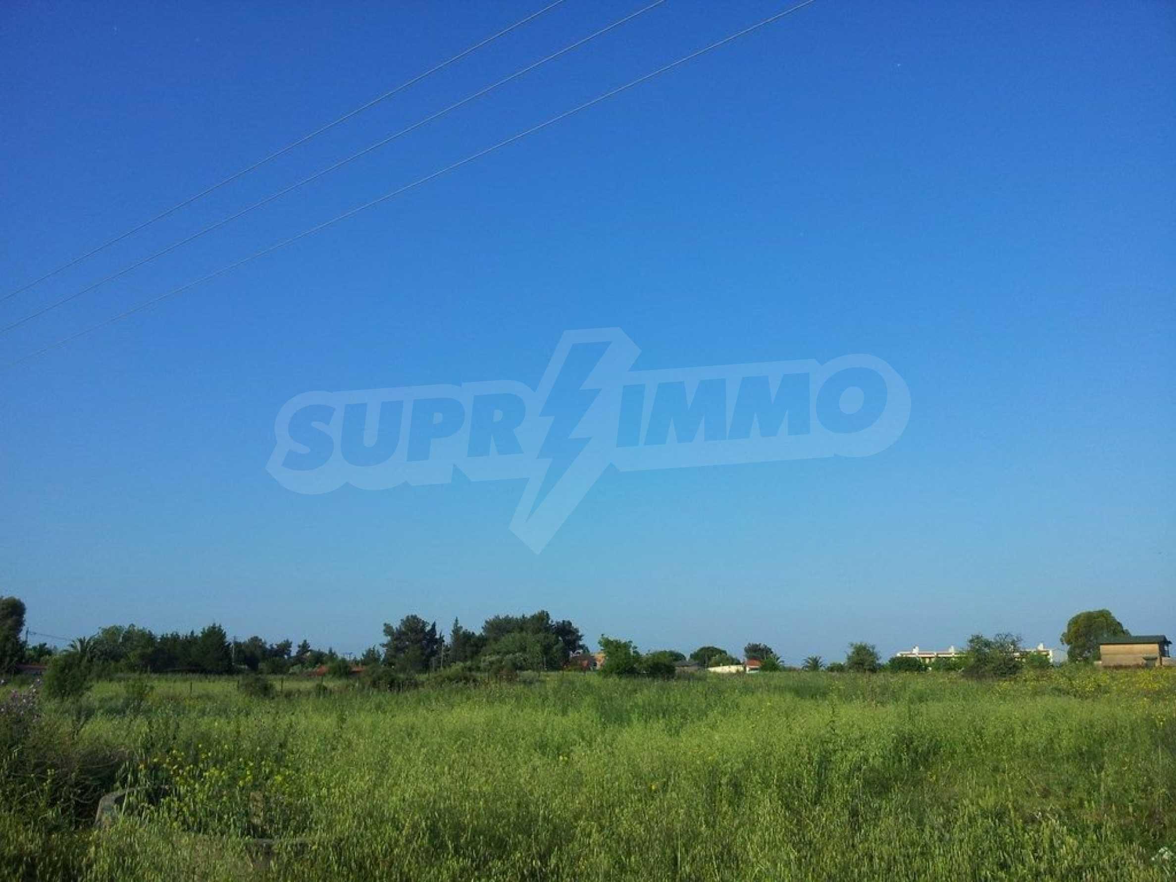 Земеделска земя  в  Ормос Панагияс 3