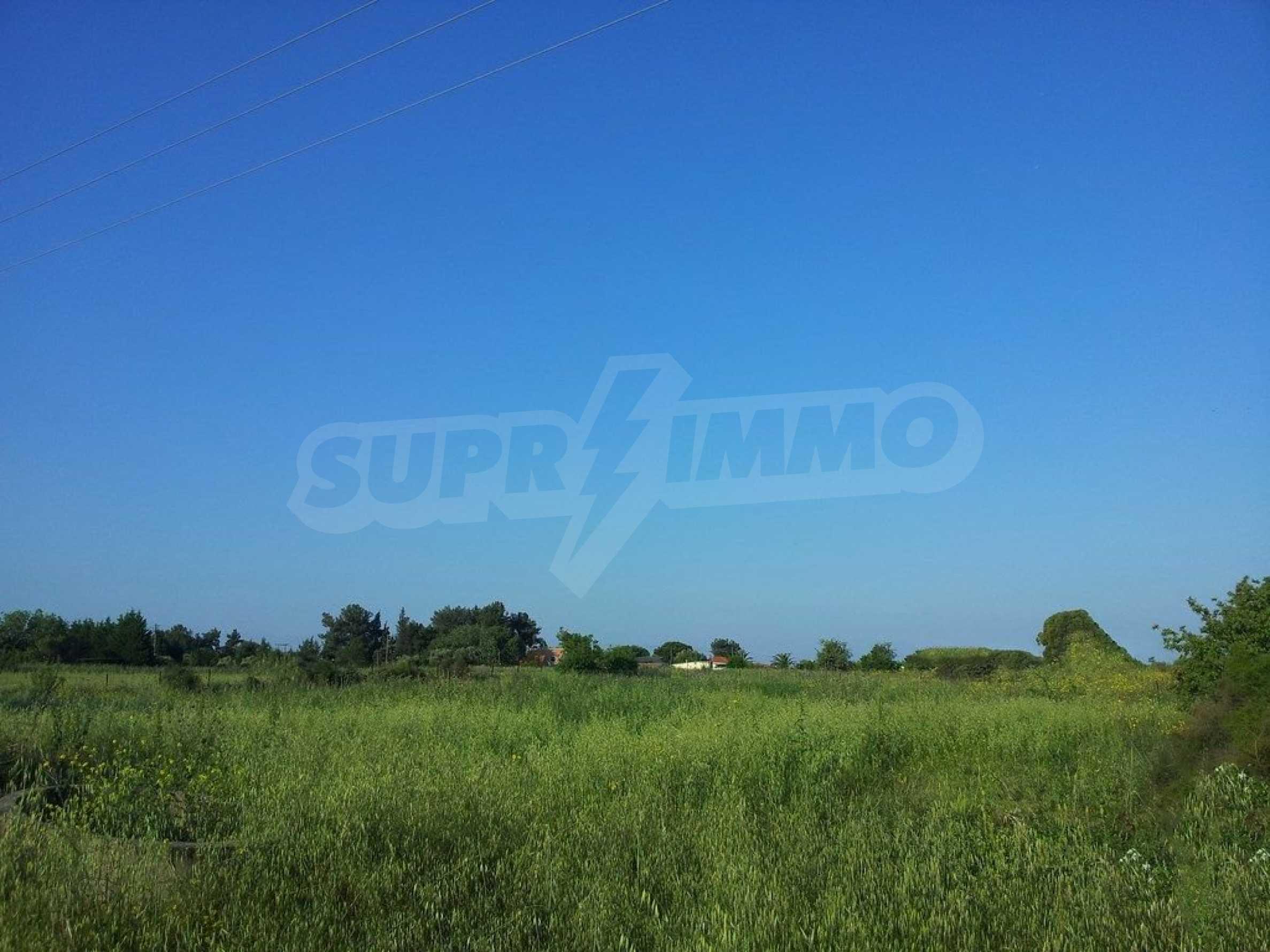 Земеделска земя  в  Ормос Панагияс 4