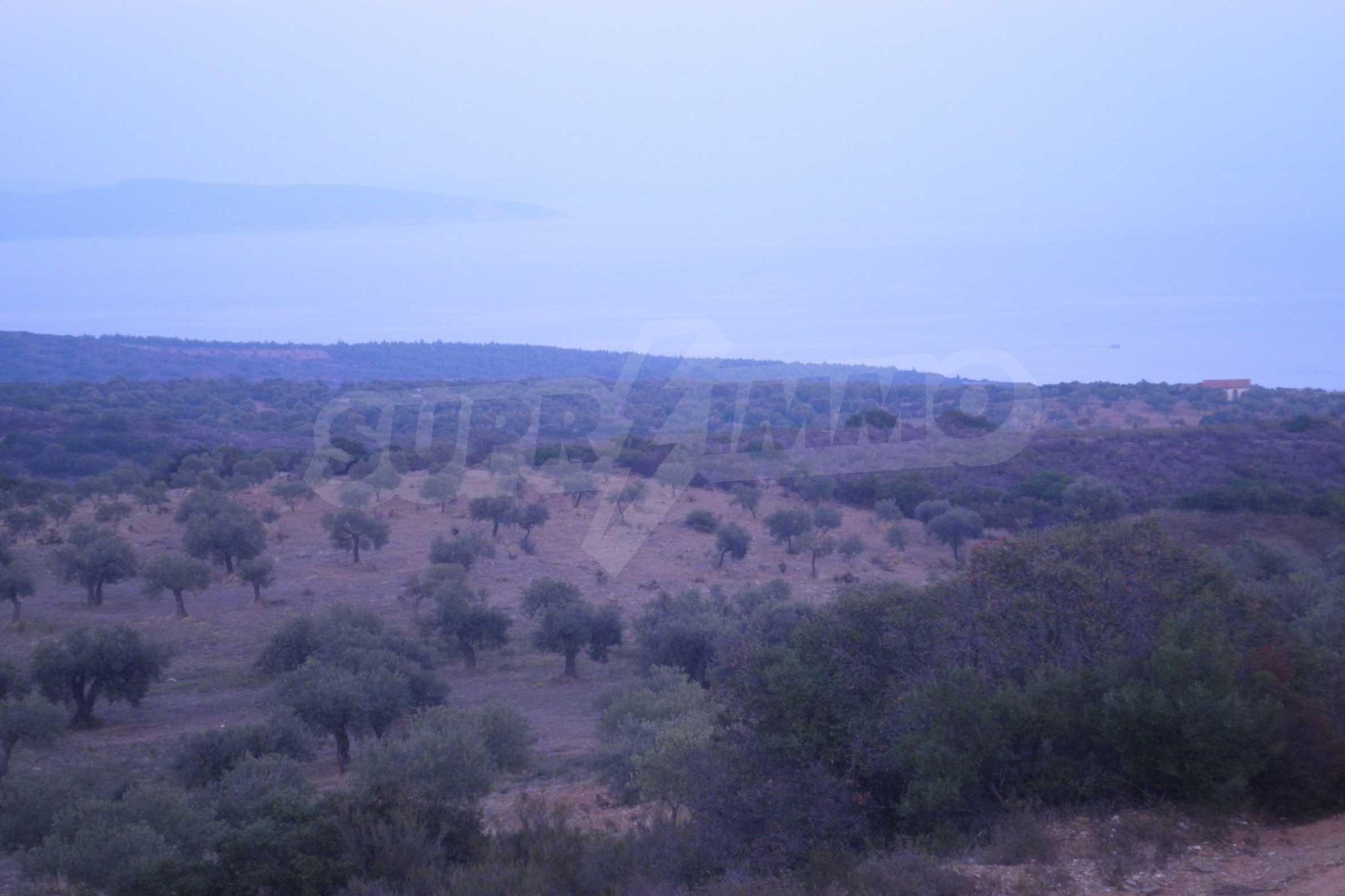 Земеделска земя  в  Акти Салоникю 9