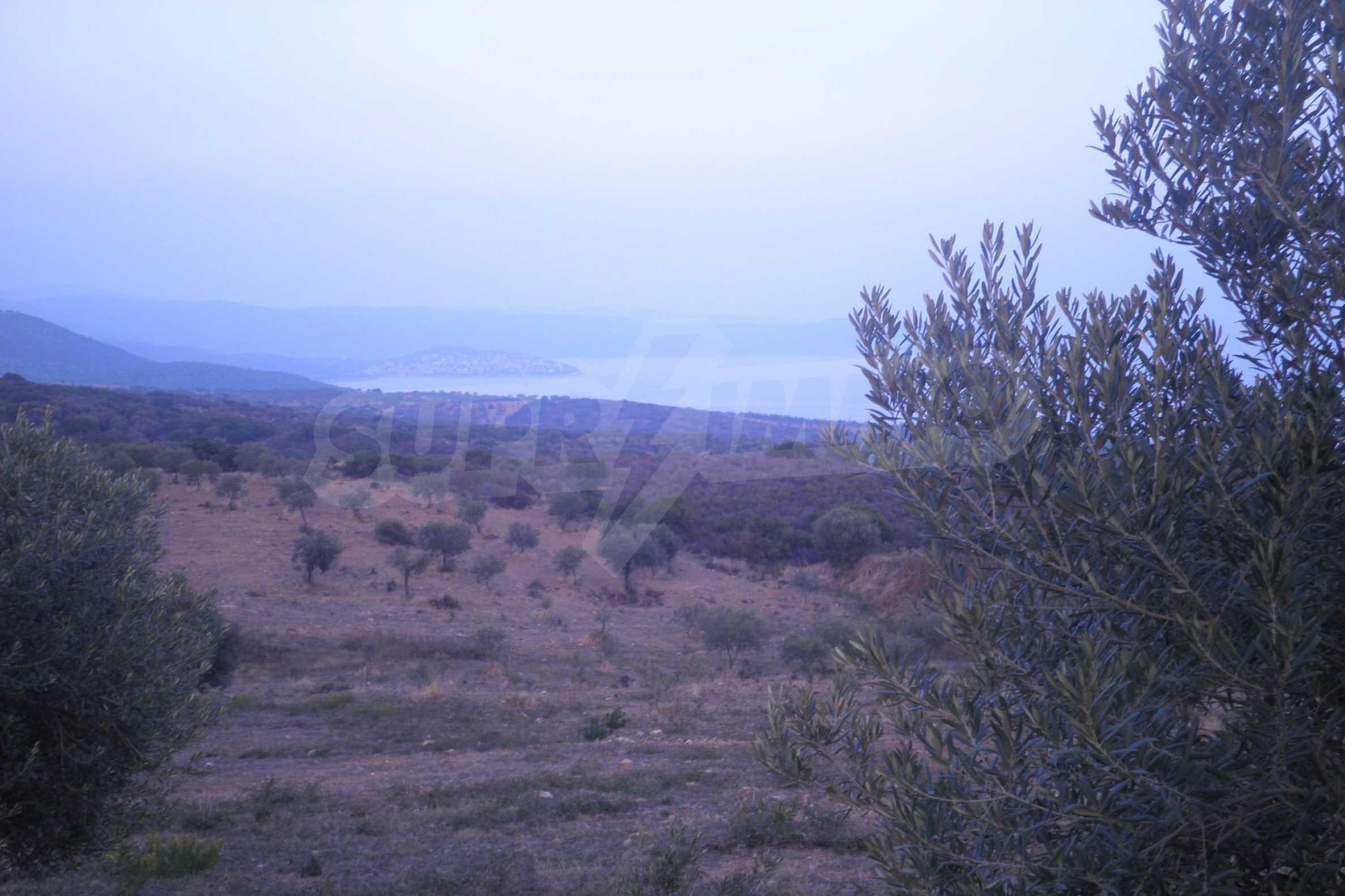 Земеделска земя  в  Акти Салоникю 4