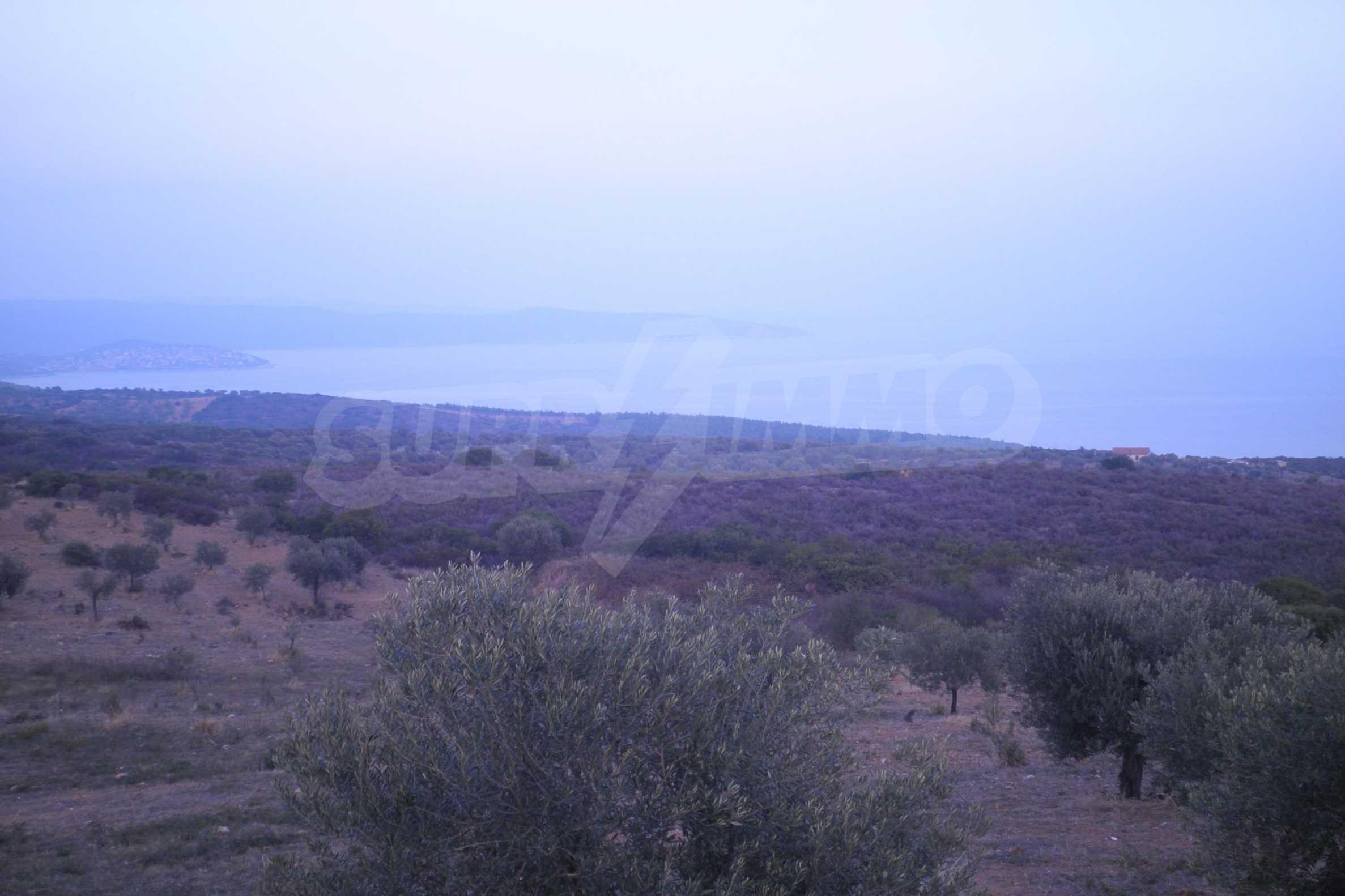 Земеделска земя  в  Акти Салоникю 5